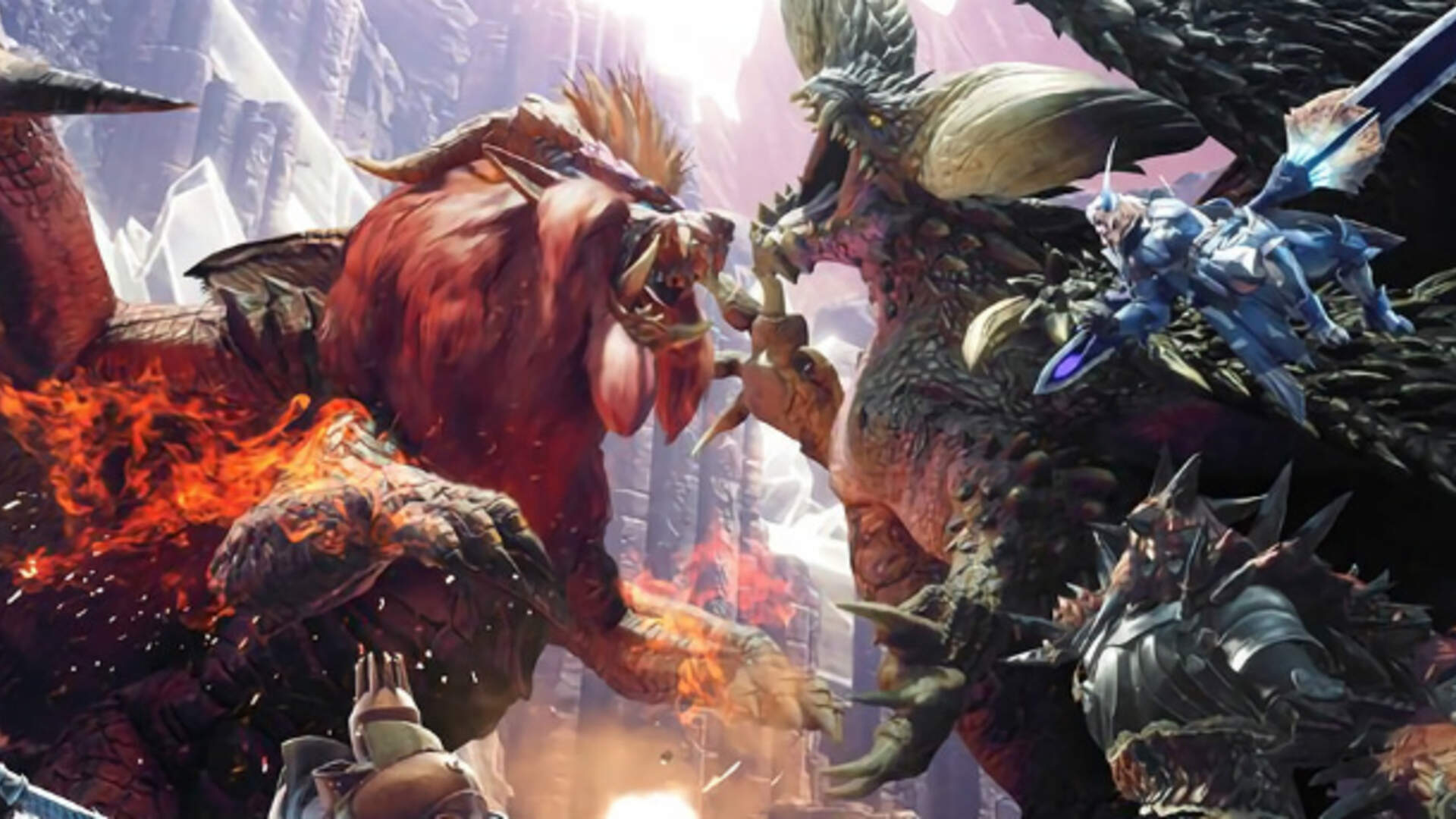 Monster Hunter: World is the Best-Selling Game in Capcom's History, and it Just Keeps Going