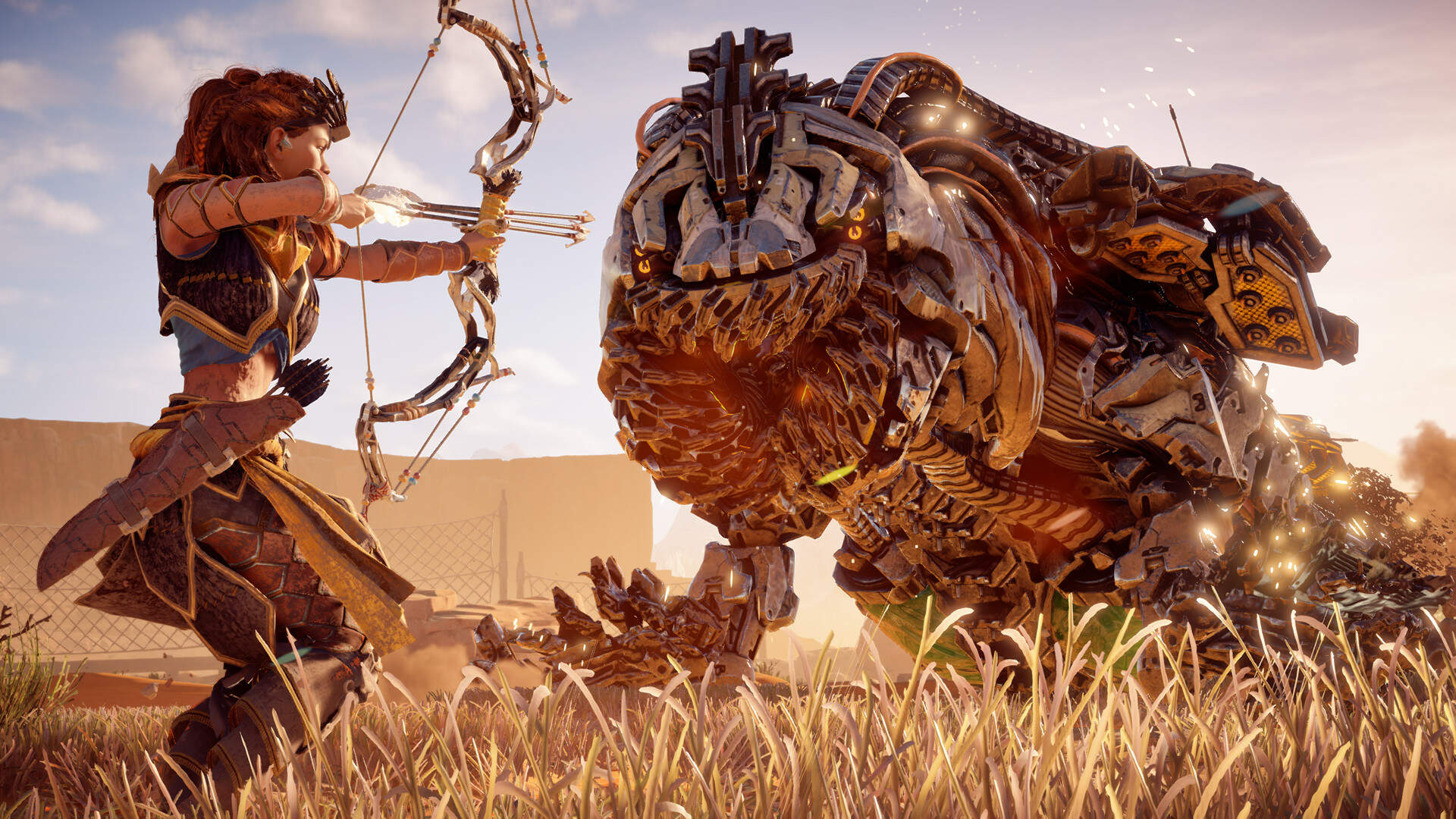 Horizon Zero Dawn: The Best Mods to Use On Your Weapons