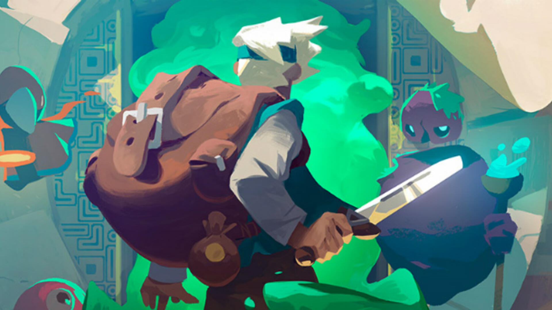 Moonlighter's Unique Mix of Combat and Commerce is a Good Snack Before E3