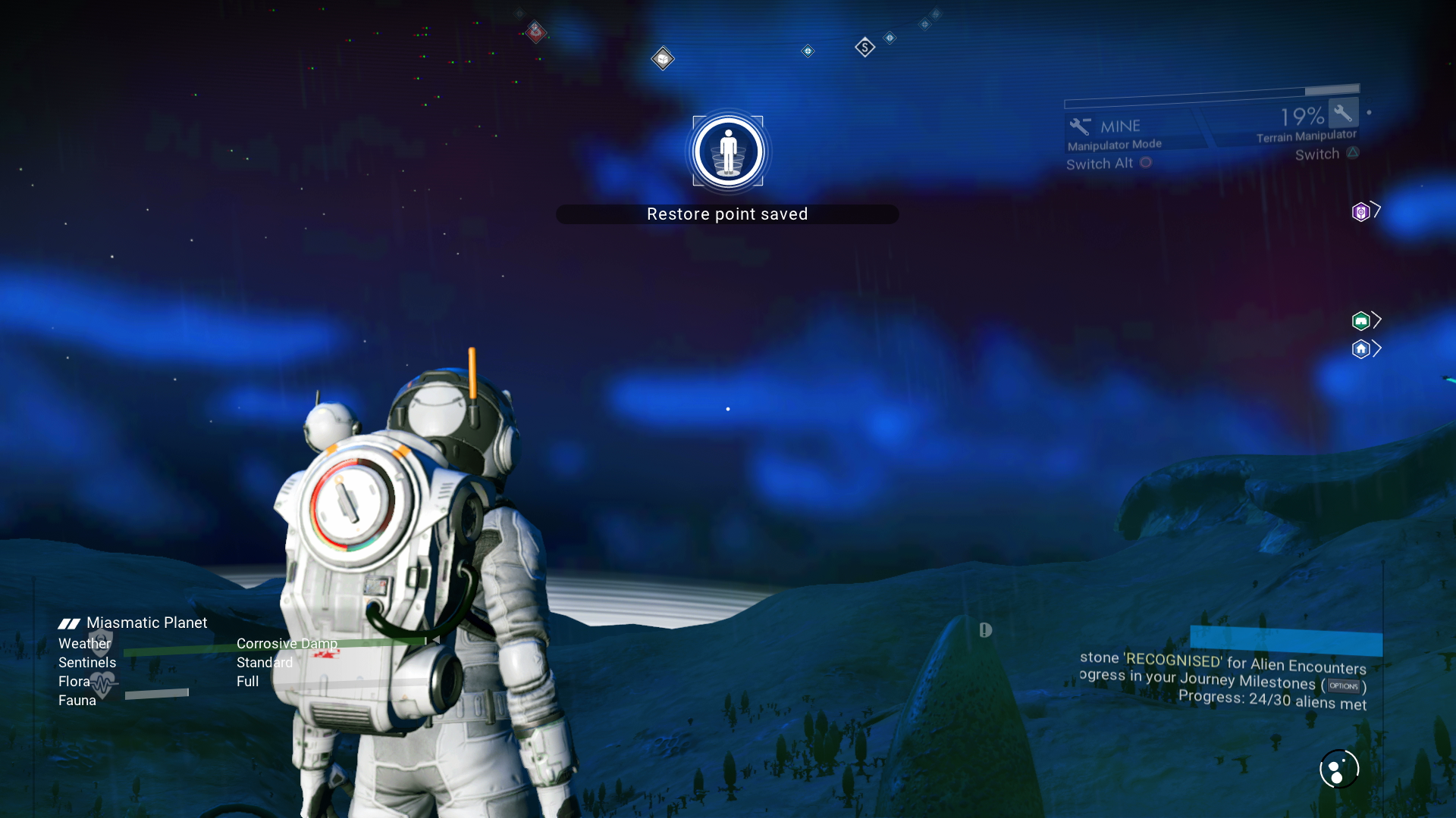 No Man's Sky Saving - How to Save in No Man's Sky | USgamer