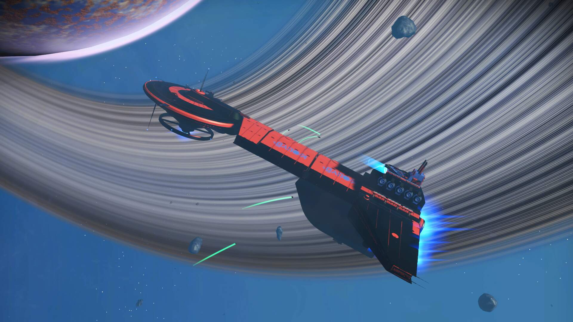 No Man's Sky Freighter Guide  - How to Get a Freighter For Free, What Are Frigates and How to Get Them, Storage, How to Repair Frigates, Command Room