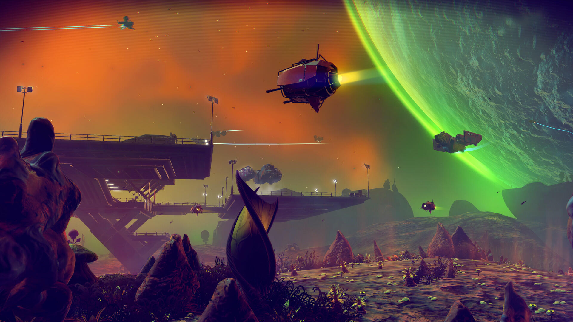 Hello Games Moves Onto Major No Man's Sky Gameplay Fixes