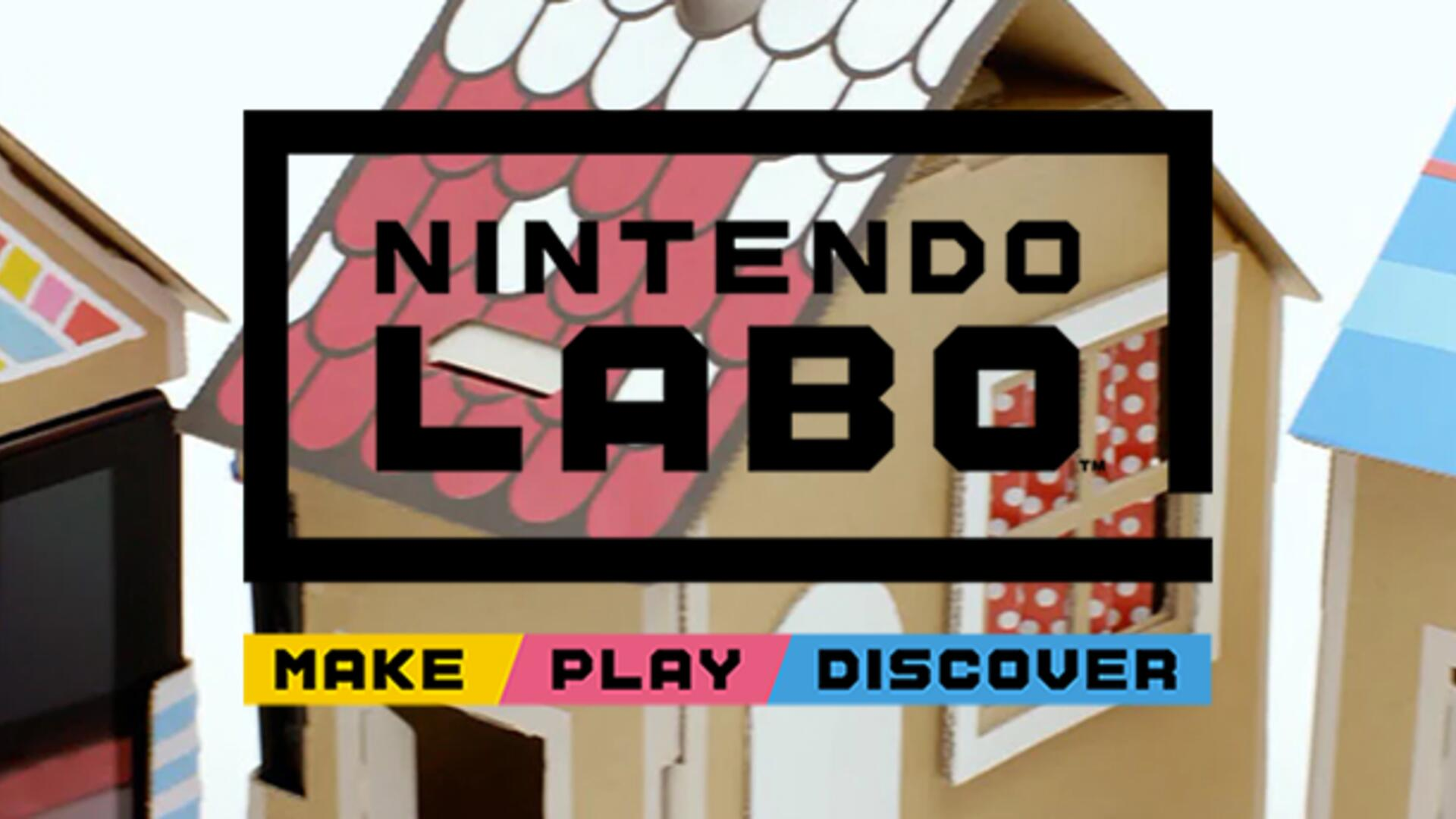 Labo Adds Nearly $1.4 Billion in Value for Nintendo