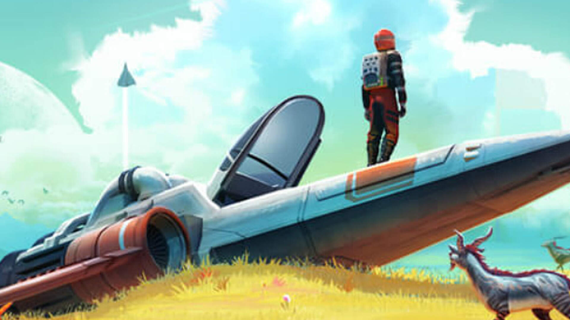 No Man's Sky Next is a Testament to the Modern Era of Evolving Video Games