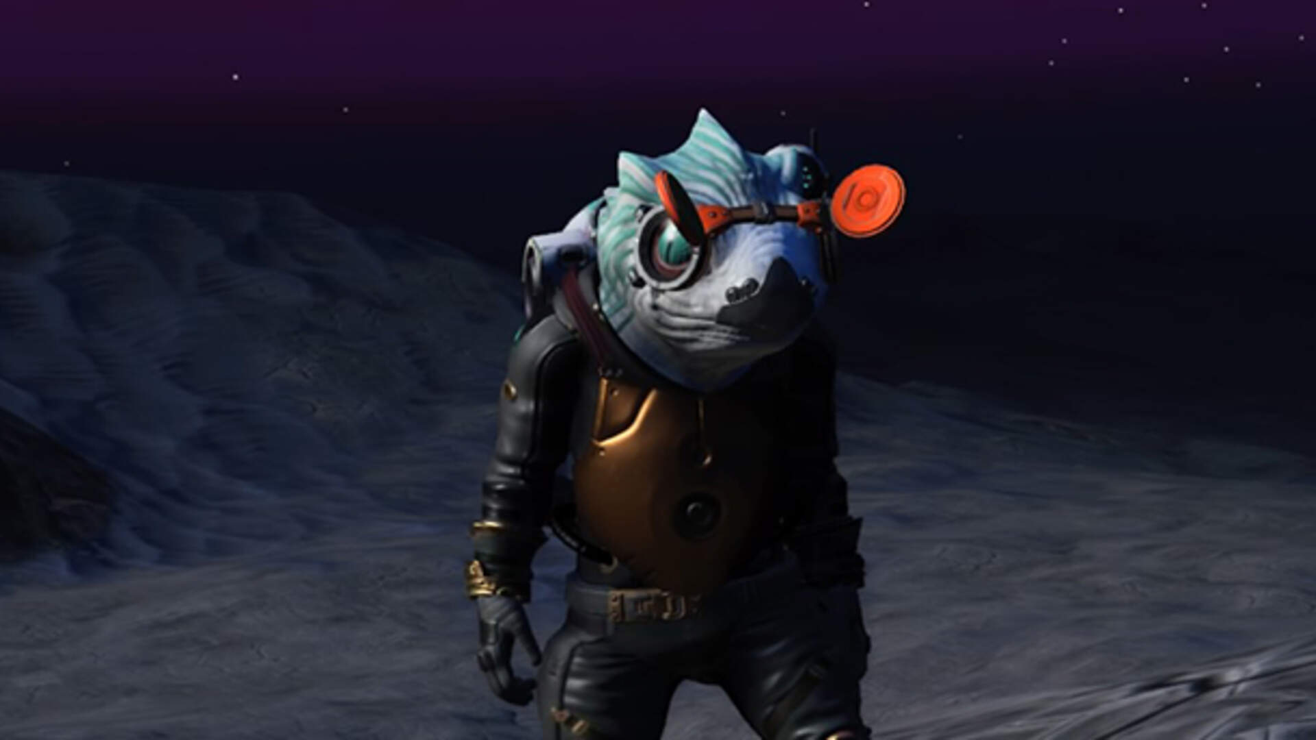 No Man's Sky Next's New Character Creator Has Sent Me on a Quest to Find My Gek Twin