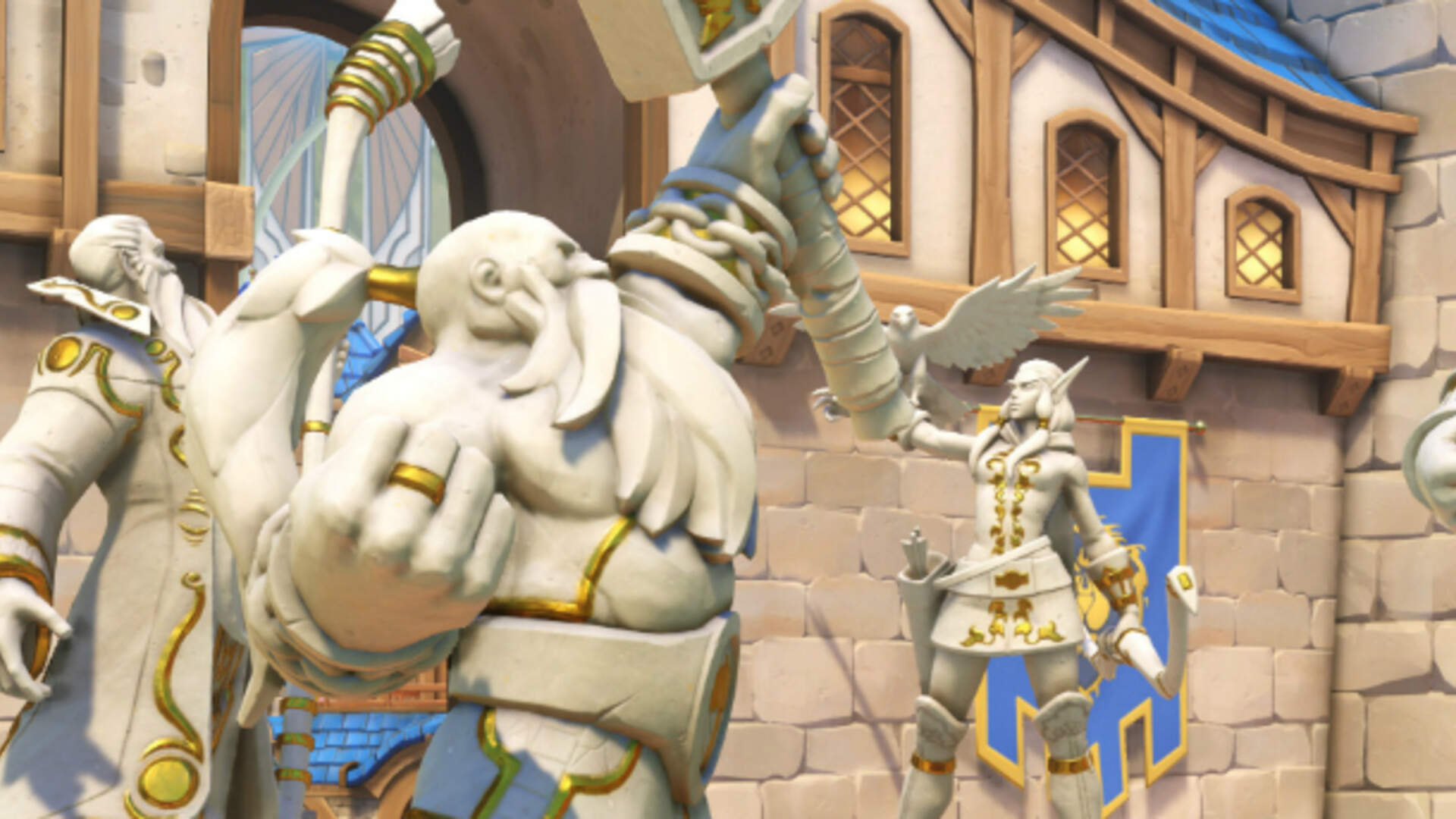 Blizzard World Map Opens in Overwatch on January 23