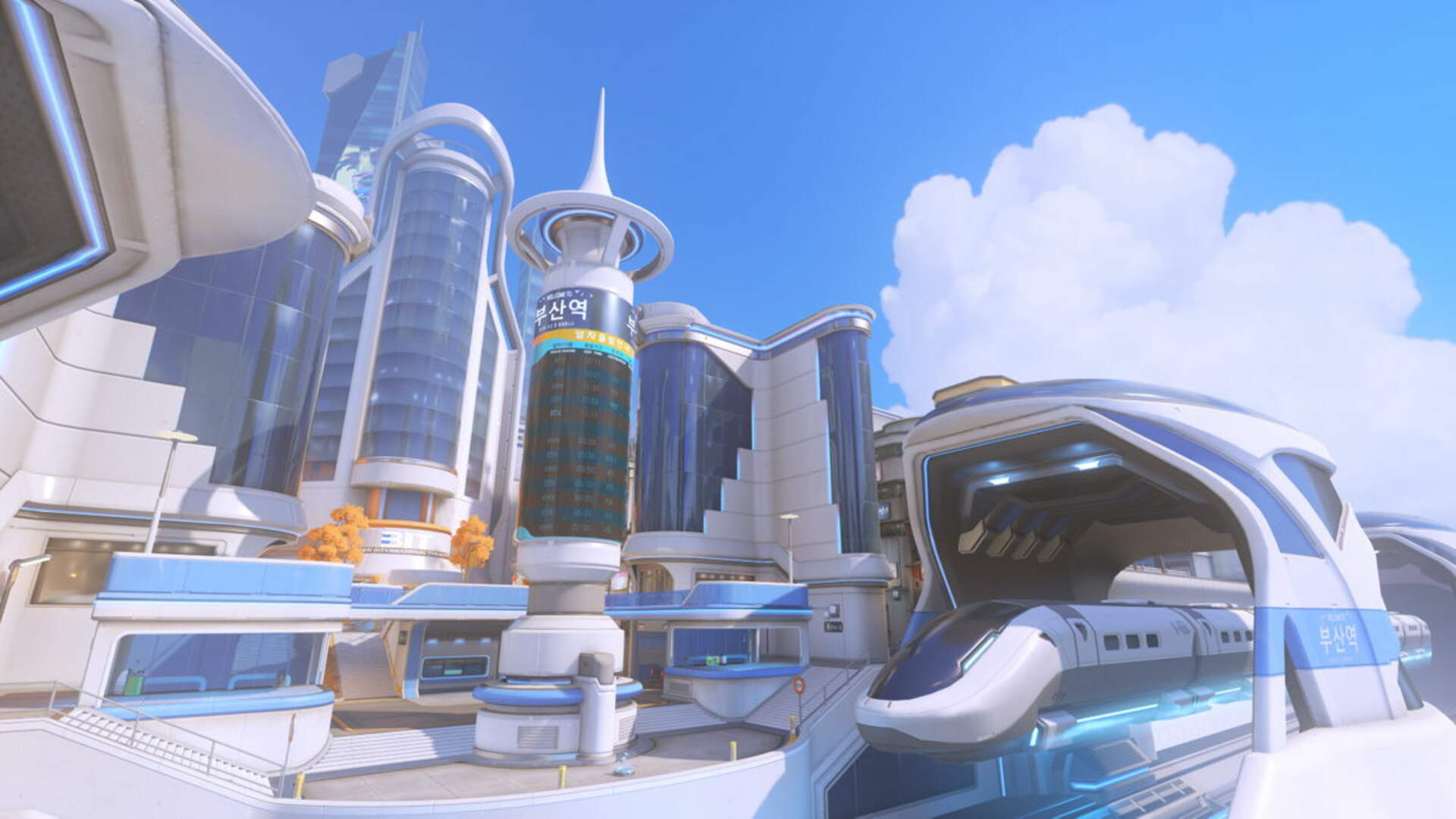 Overwatch Busan Map Now on PTR and New D.Va Animated Short is Live