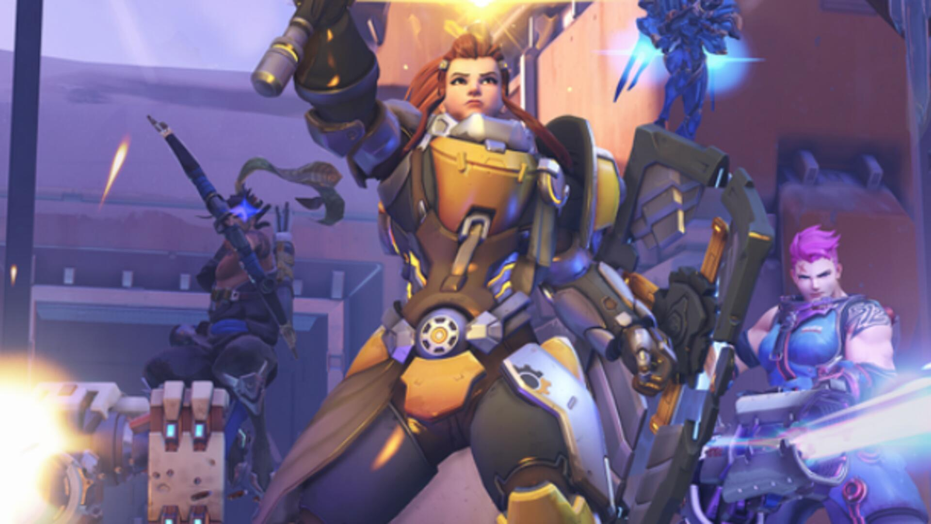 Overwatch Possibly Teasing a New, Rolling Hero