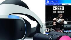 This Could be the Best PSVR Black Friday Deal - Headset + Creed: Rise to Glory + Superhot + Camera + Two Move Controllers for Only $249