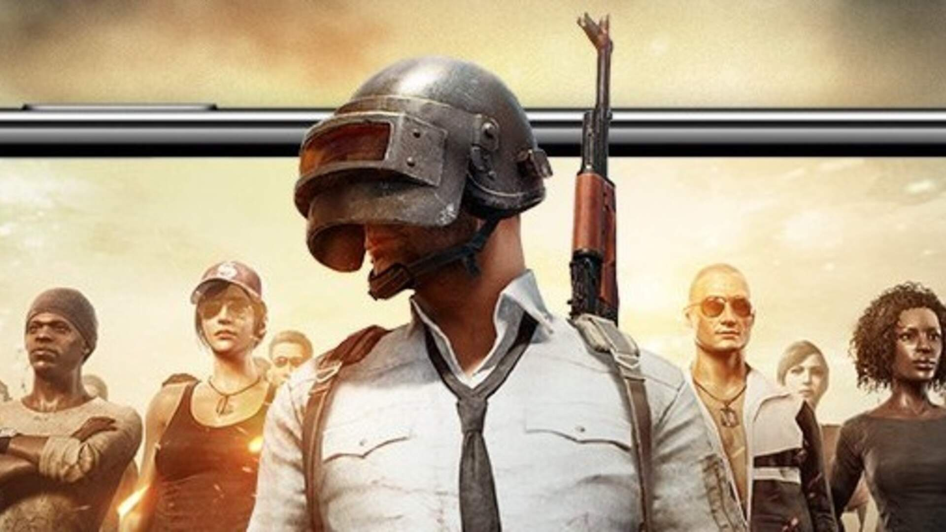 PUBG Mobile Now Has First-Person Mode on iOS and Android