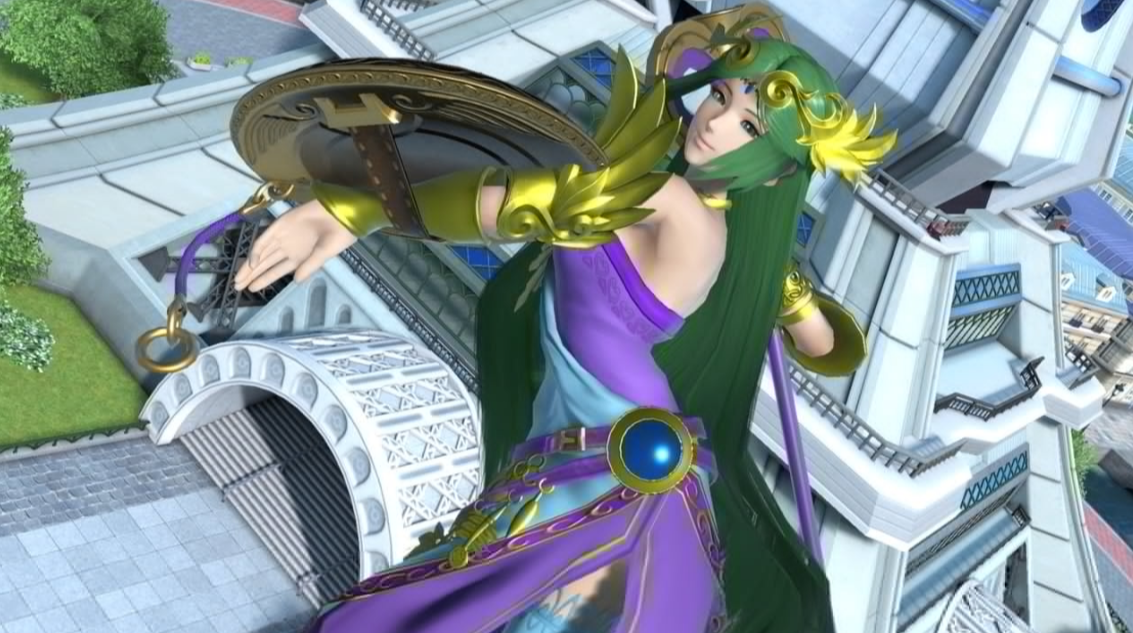Palutena Super Smash Bros Ultimate Guide - Unlock, Moves