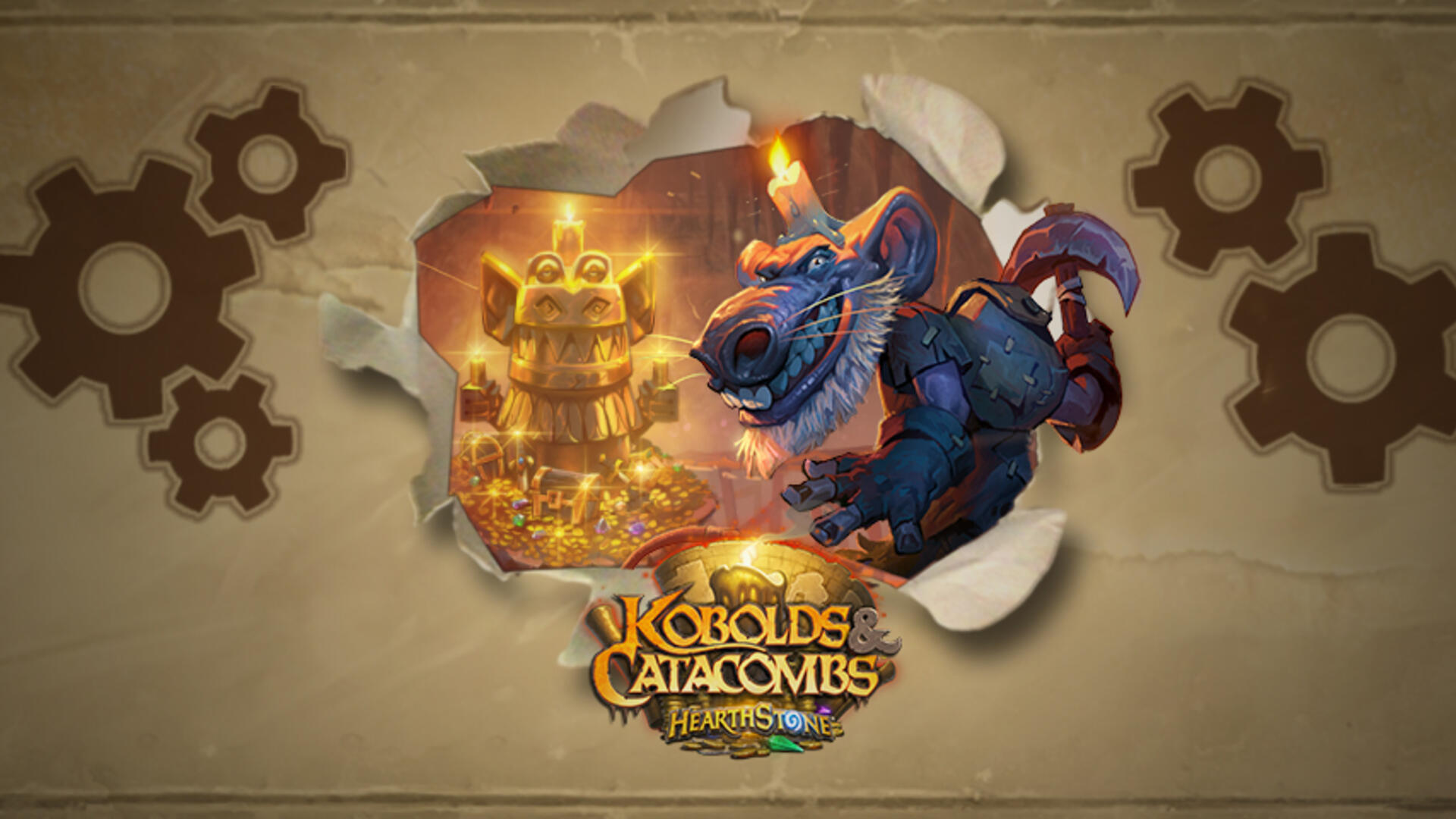 Hearthstone Update 10.2 Gears Up for Wildfest