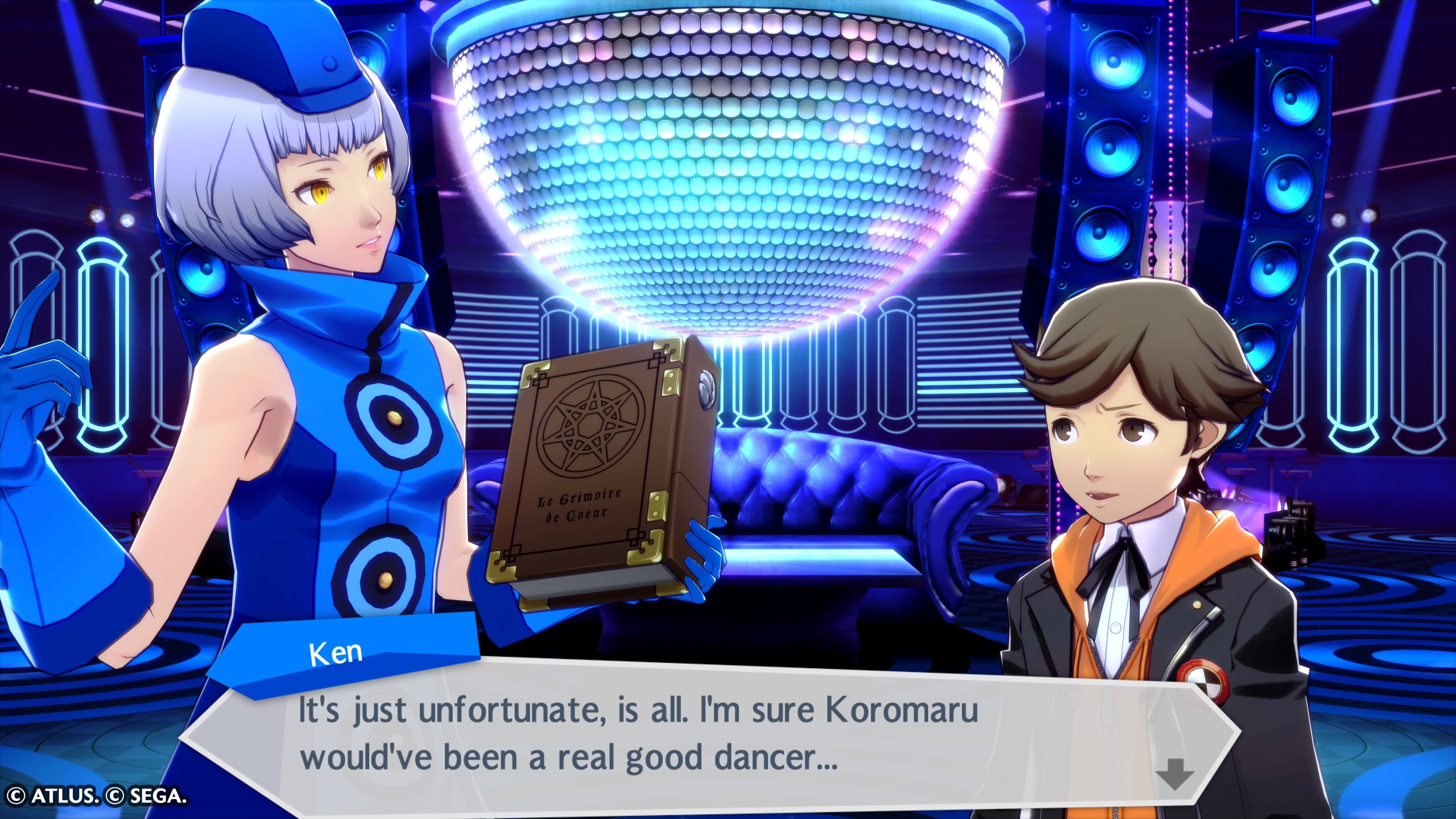 Persona 3: Dancing in Moonlight and Persona 5: Dancing in Starlight