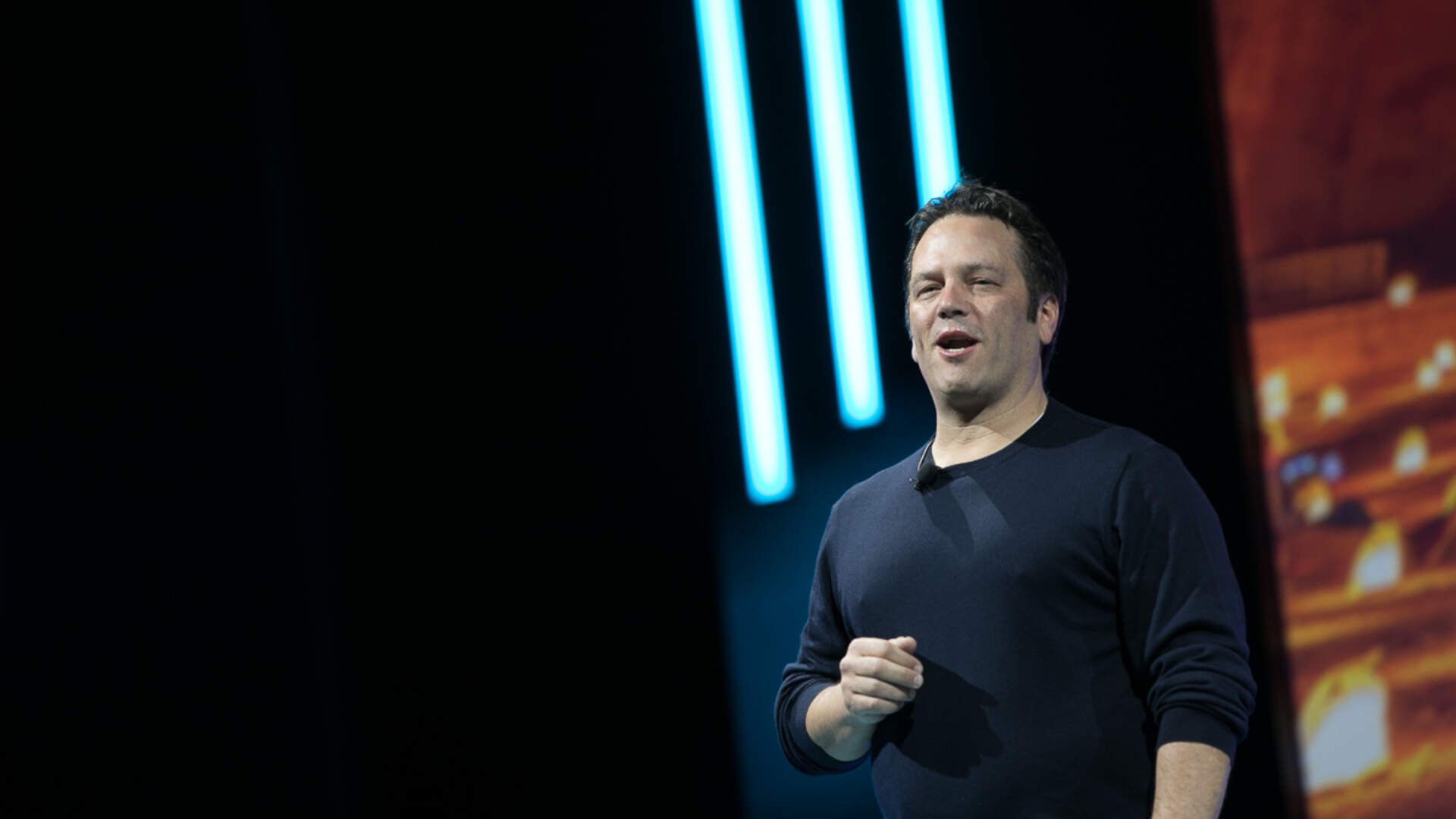Xbox's Phil Spencer Says Amazon and Google Are Its Main Competitors, Not Sony or Nintendo