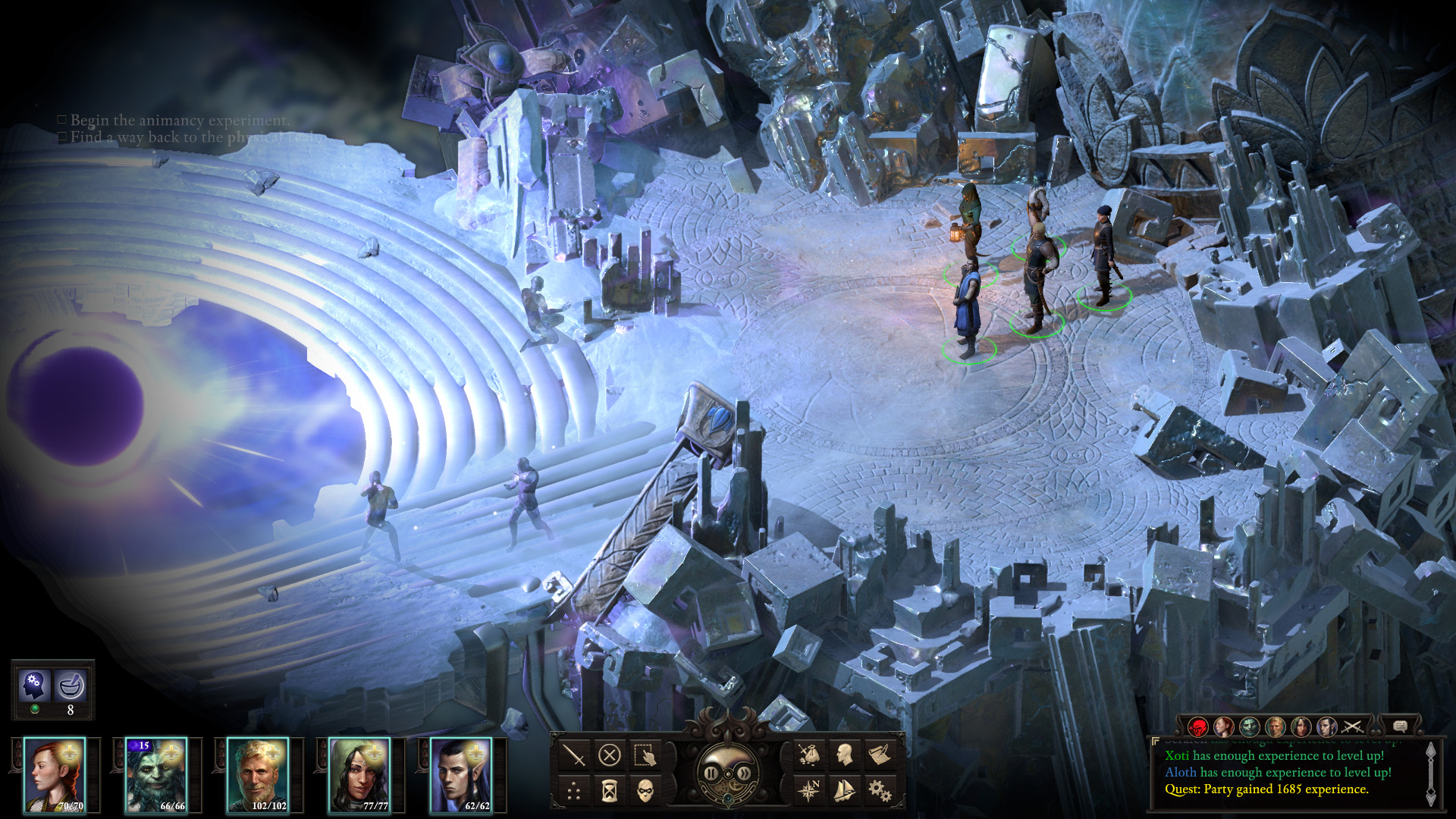 Pillars Of Eternity 2 Best Class