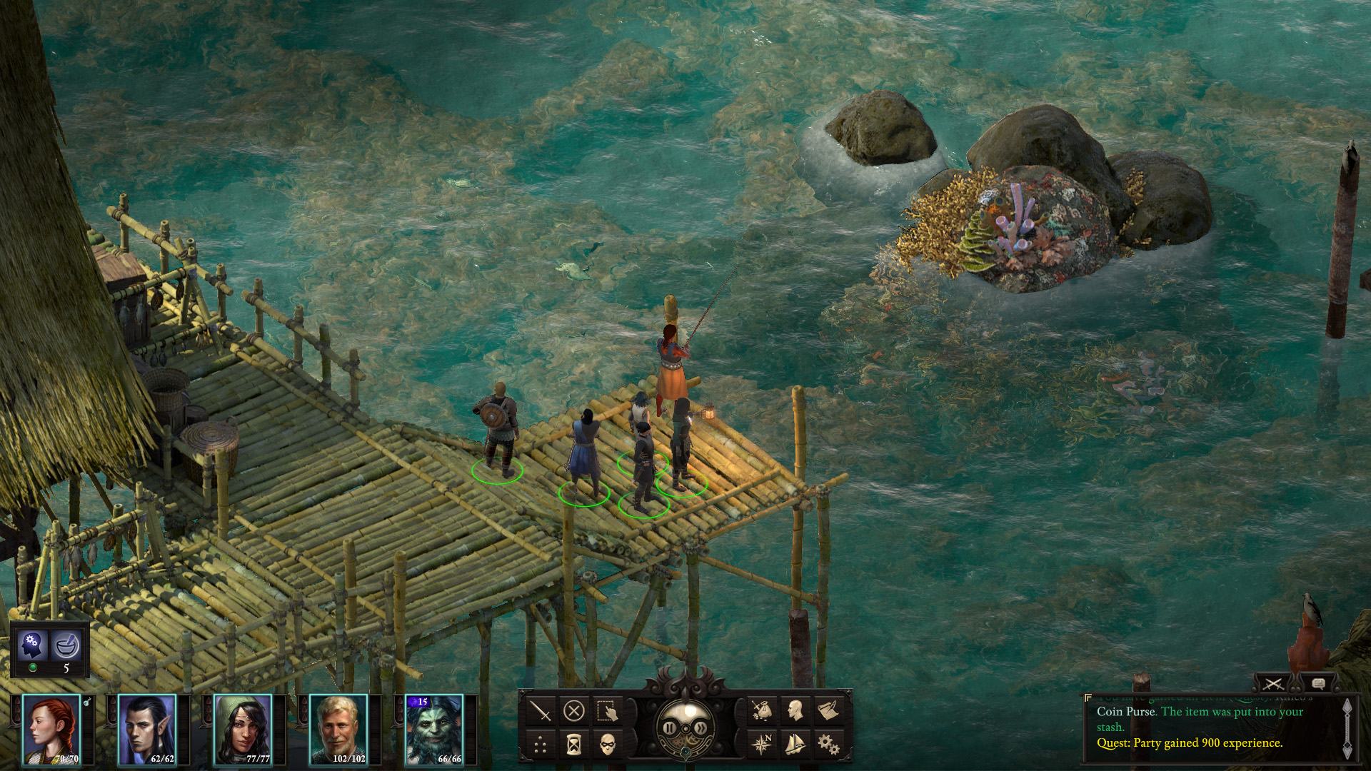 Pillars of Eternity 2: Deadfire Review | USgamer