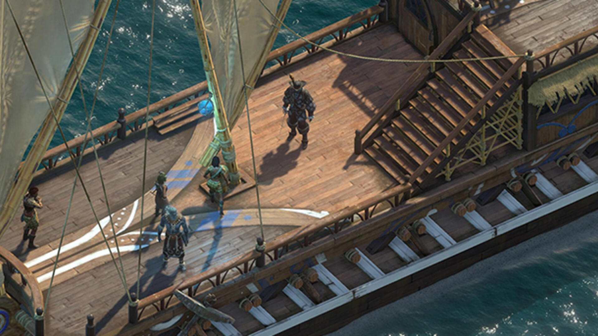 Pillars of Eternity 2: Deadfire is the Latest in the Big Comeback of Isometric RPGs