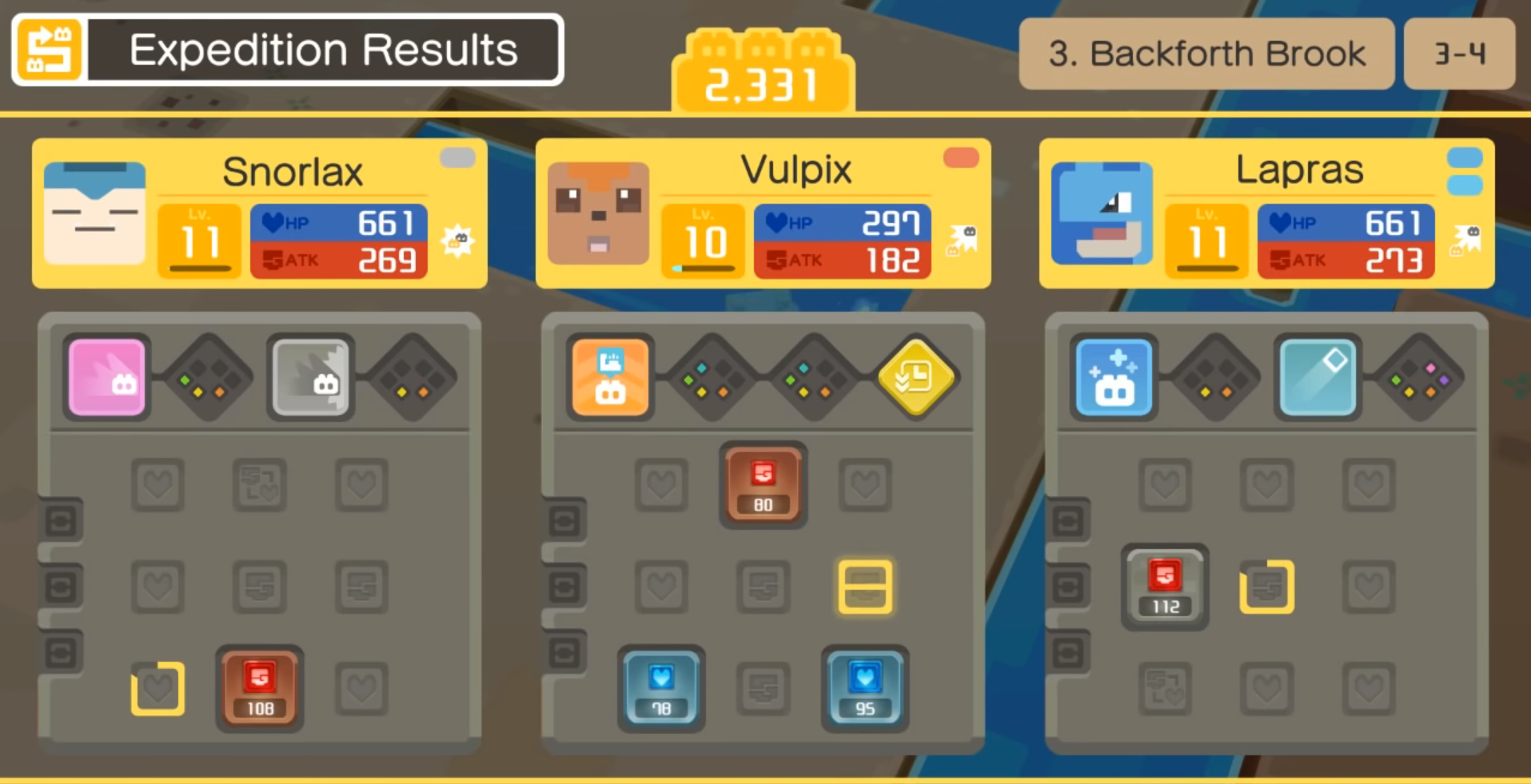 Pokemon Quest Evolution List How To Level Up And Evolve Pokemon