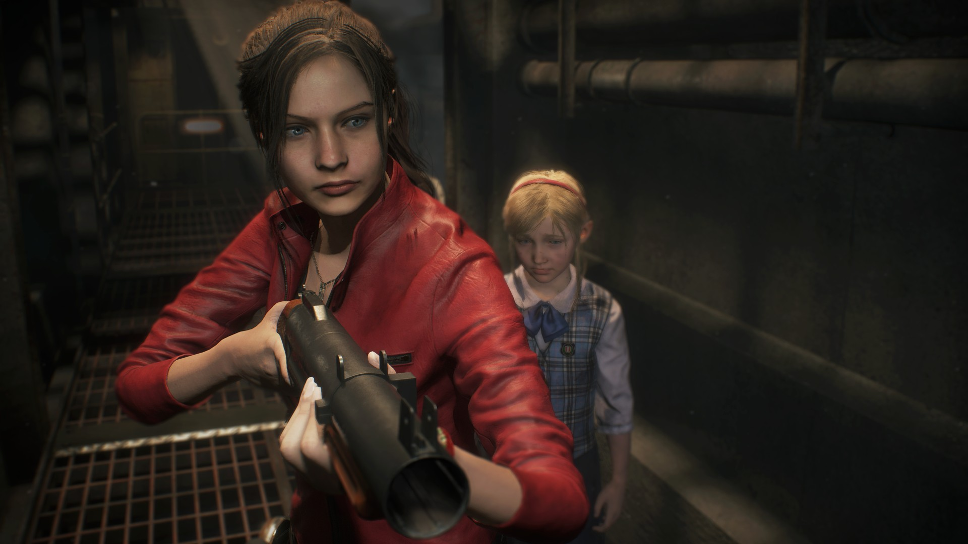 Resident Evil 2 Remake Screens Reveal Mutated William Birkin And