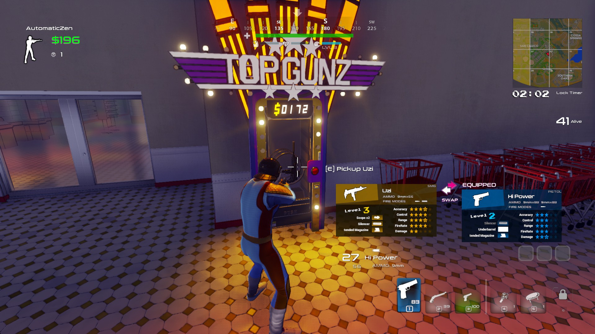 Radical Heights Is Very Early Access But Has Glimmers Of