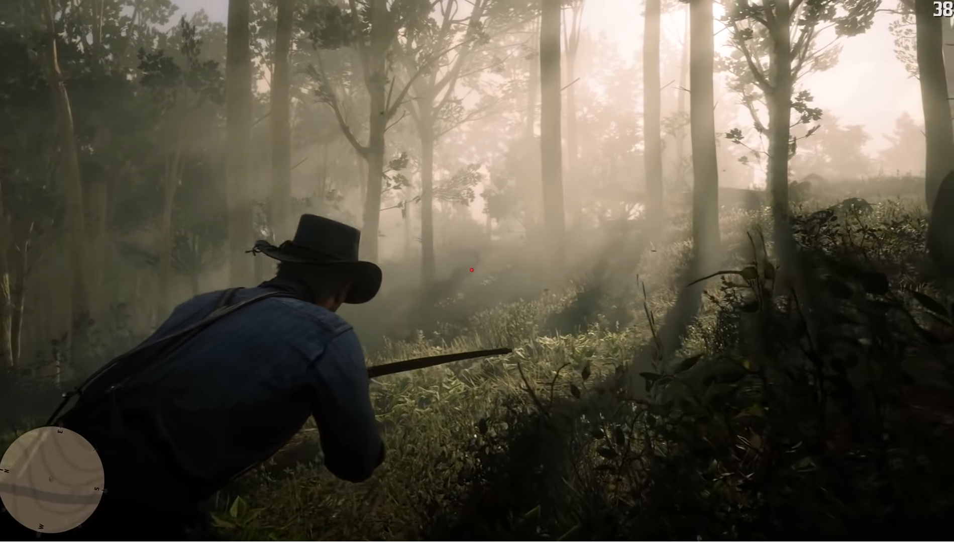 Red Dead Redemption 2 Hunting Tips How To Easily Track Animals In