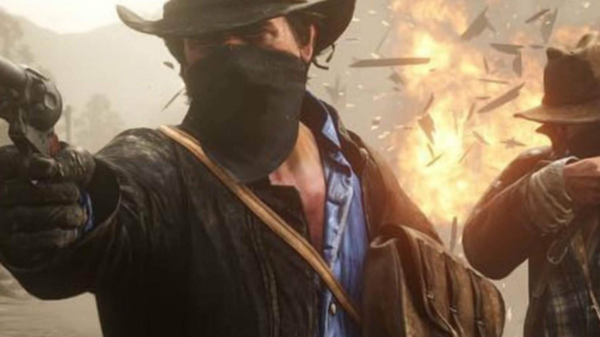 Red Dead Redemption 2 Second-Highest Grossing Entertainment Launch of All Time, Behind GTA 5