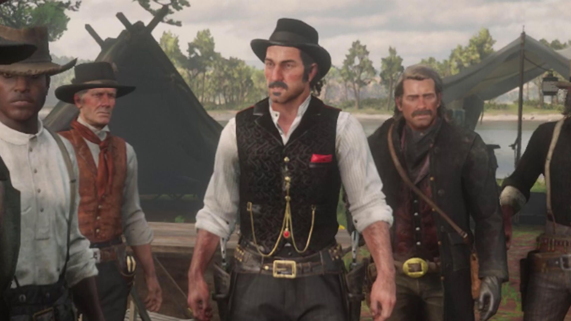 USG Game of the Year 2018: Red Dead Redemption 2 Built a Family, Then Slowly Tore it Apart