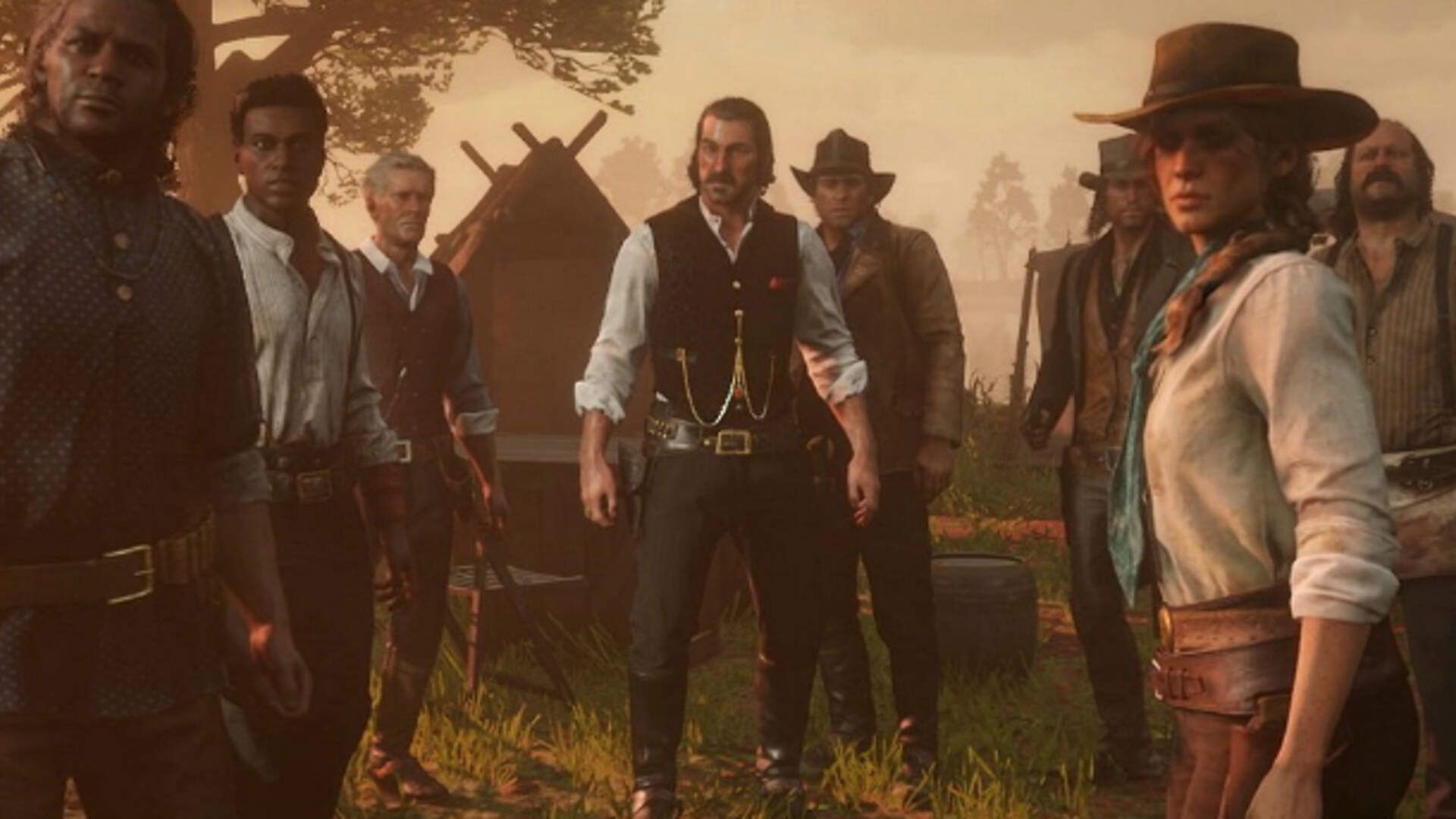 Red Dead Redemption 2 Spoilers Faq Endings Deaths And More