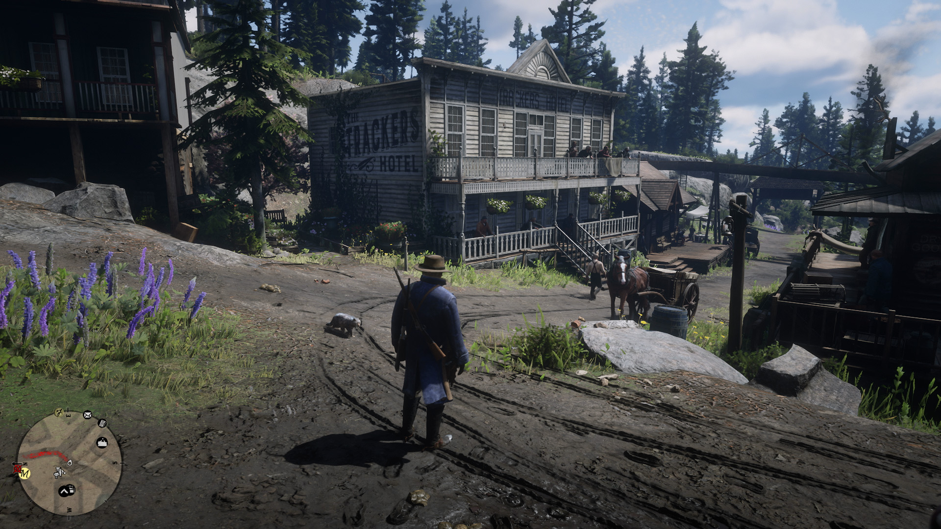 Why is Red Dead Redemption 2 Still Using Rockstar's Ancient Control