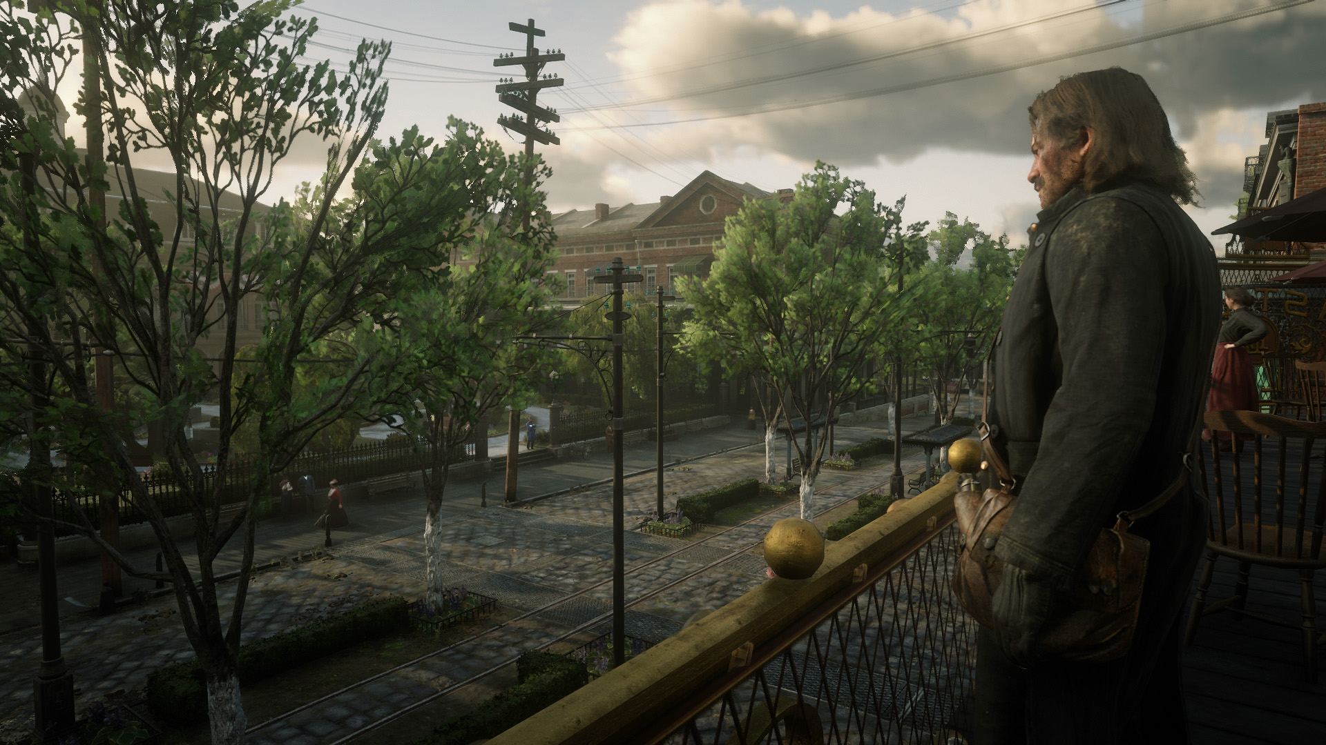 Red Dead Redemption 2 S Flawed Wanted System Wants You Dead Usgamer