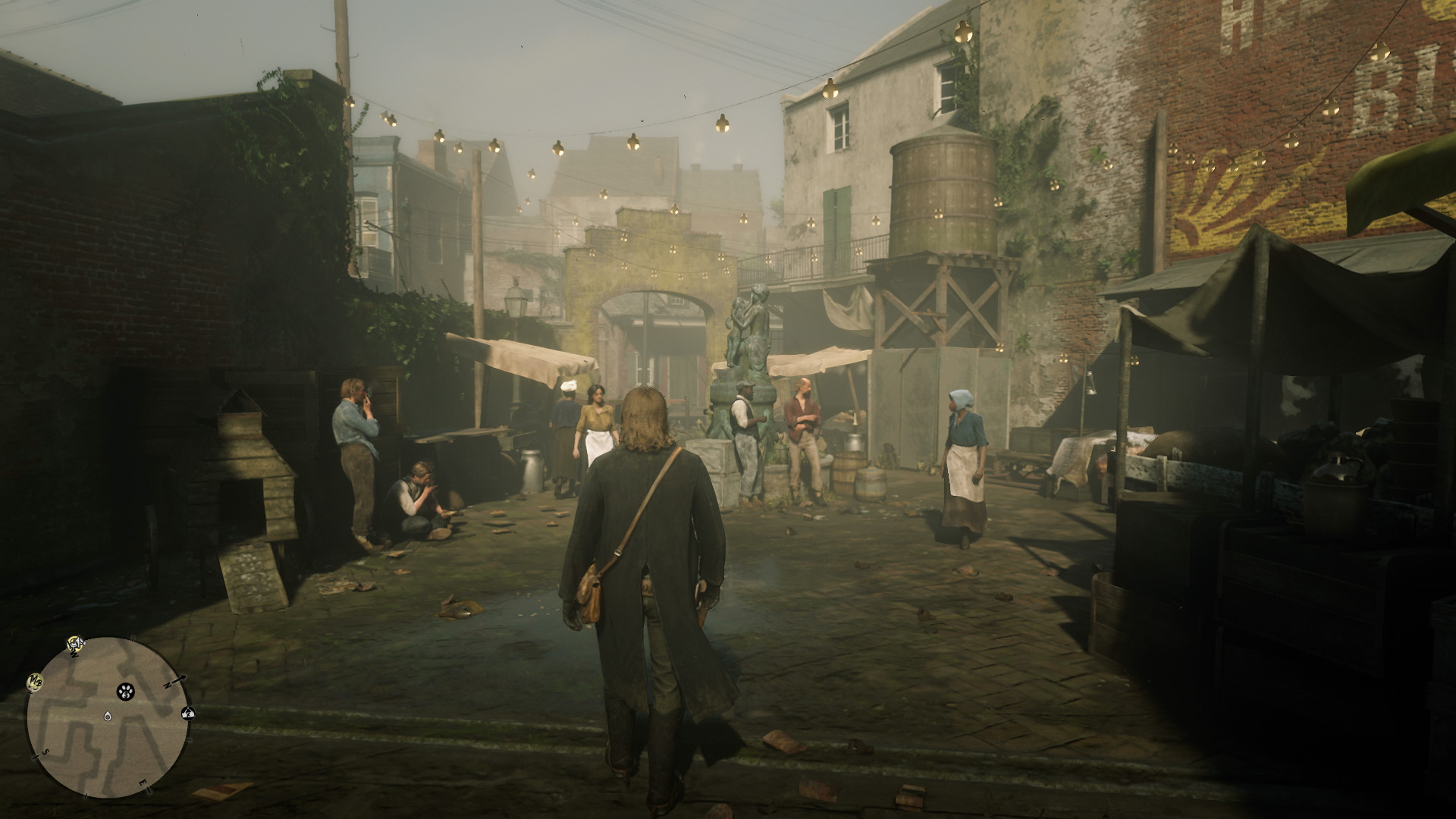 rdr2 saint denis