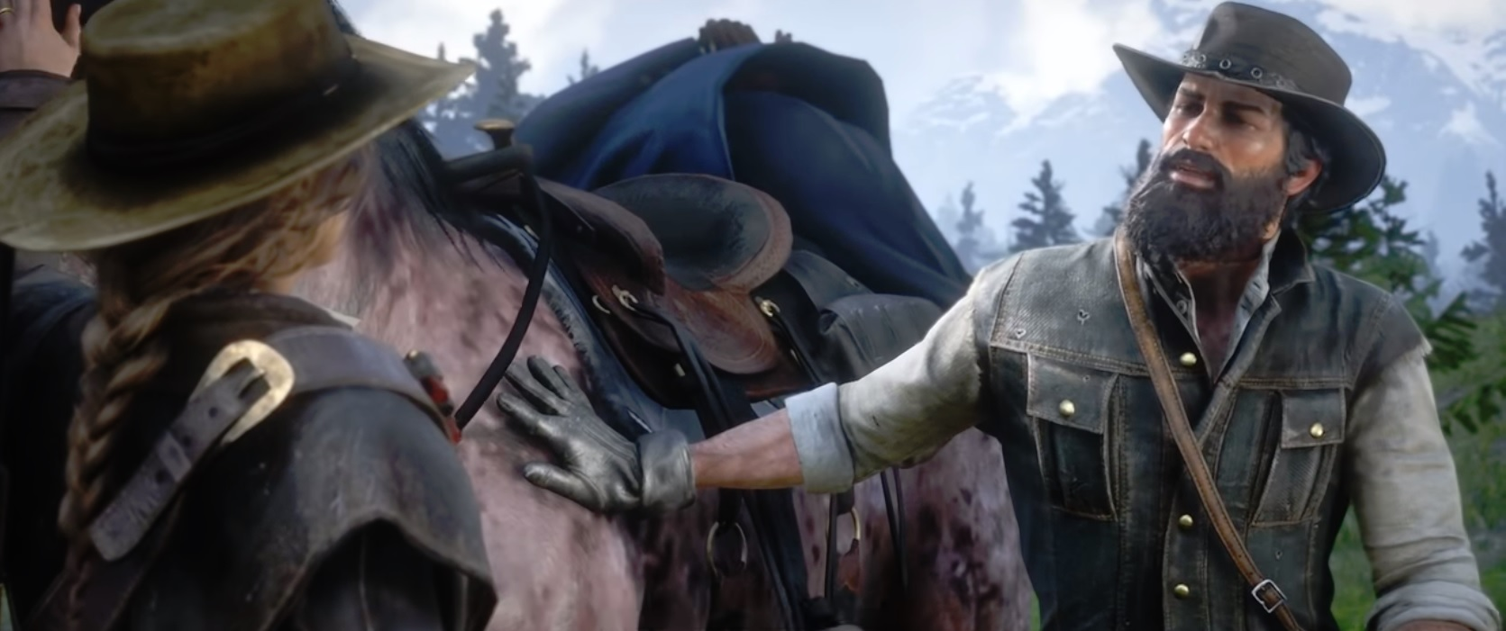 Red Dead Redemption 2 Spoilers Faq Endings Deaths And More Usgamer