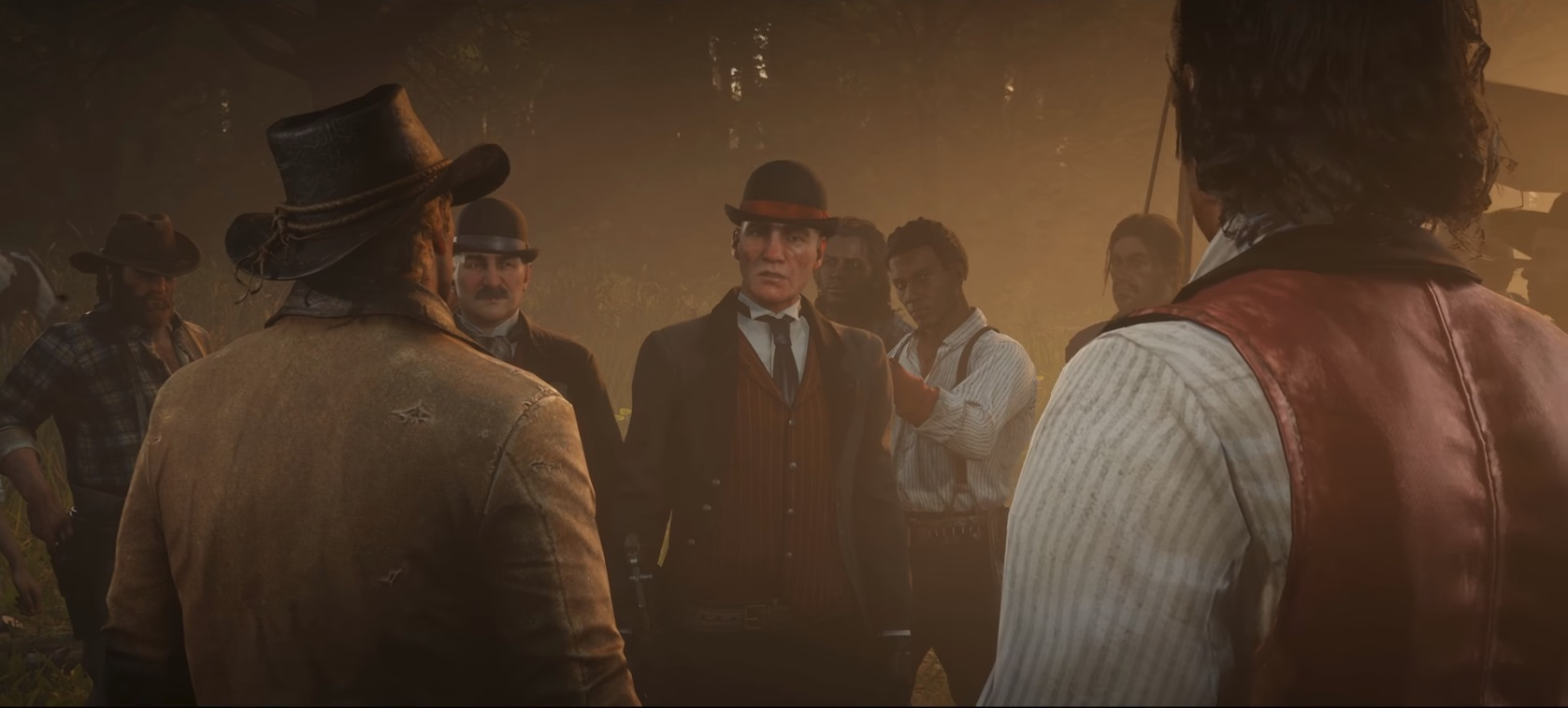 6 Takeaways From The New Red Dead Redemption 2 Trailer Usgamer