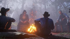 Red Dead Redemption 2's Hub Area is Your Gang's Camp