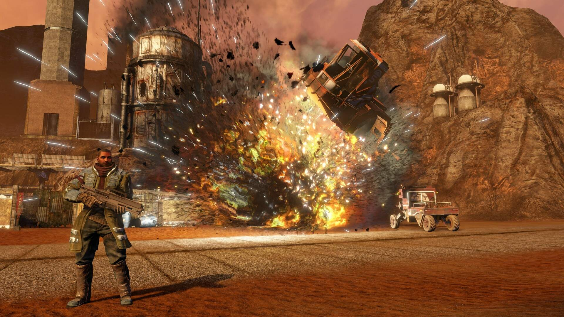 The Next Red Faction Might Have Leaked on Nvidia's Ansel Site