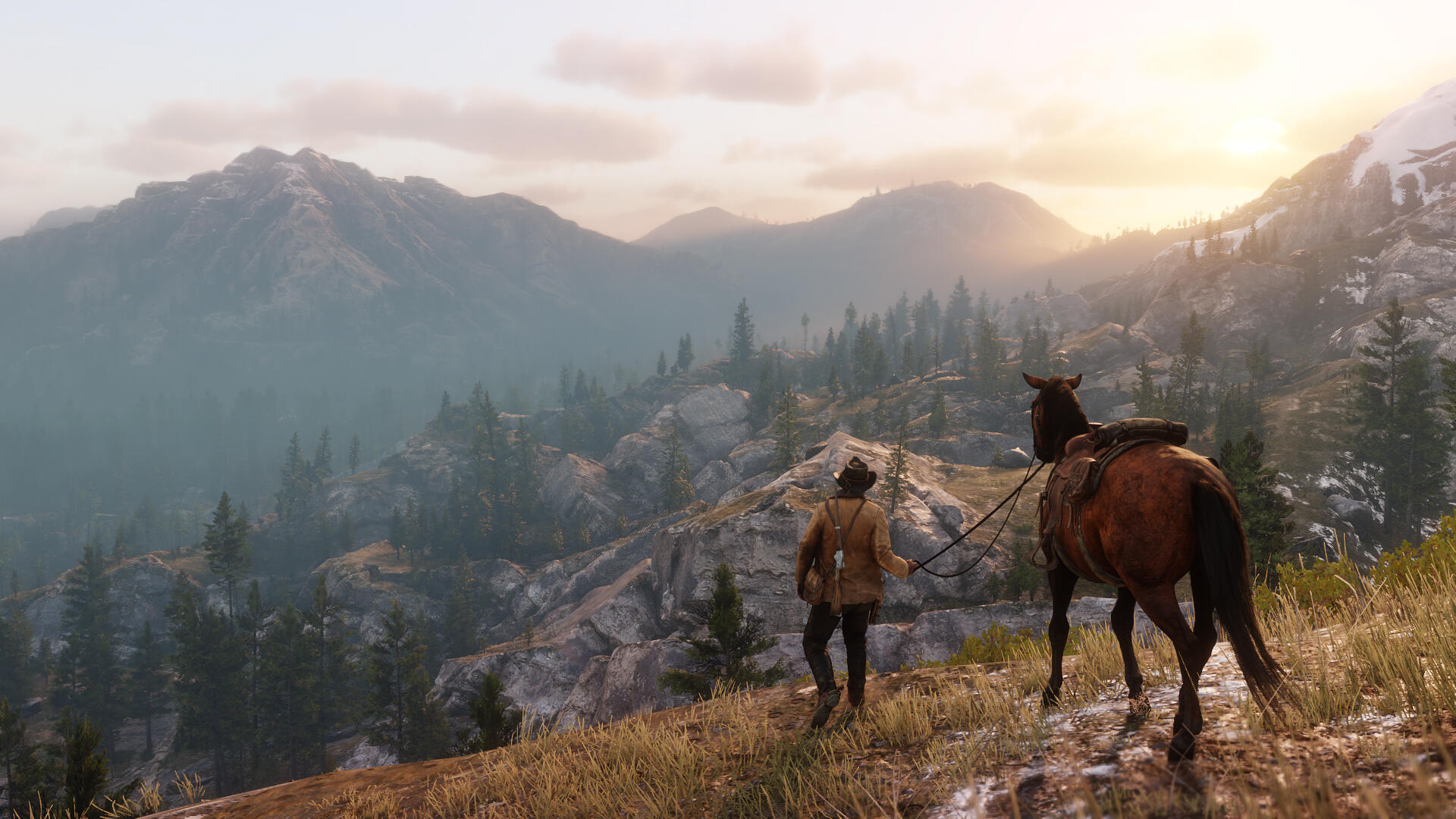 "Red Dead Redemption 2's World Goes ""Far Beyond"" That of GTA 5, Rockstar Says"