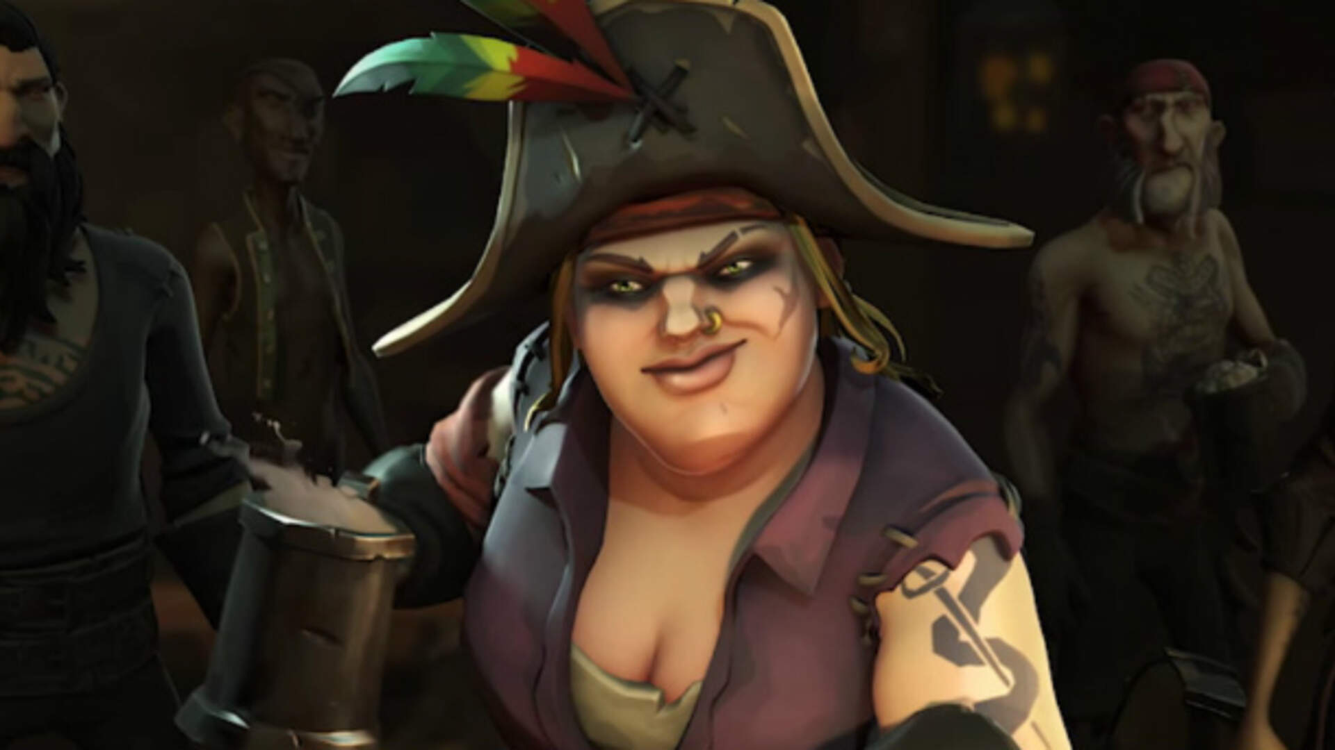Sea of Thieves' Day One Patch is the Best We've Ever Seen