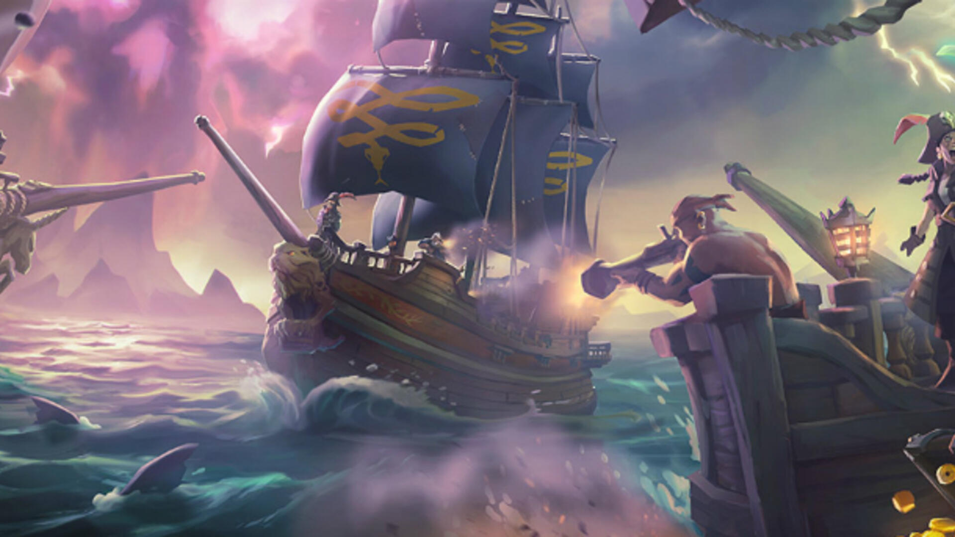 Sea of Thieves is Rare's Best-Selling Launch Month Game in Over 20 Years