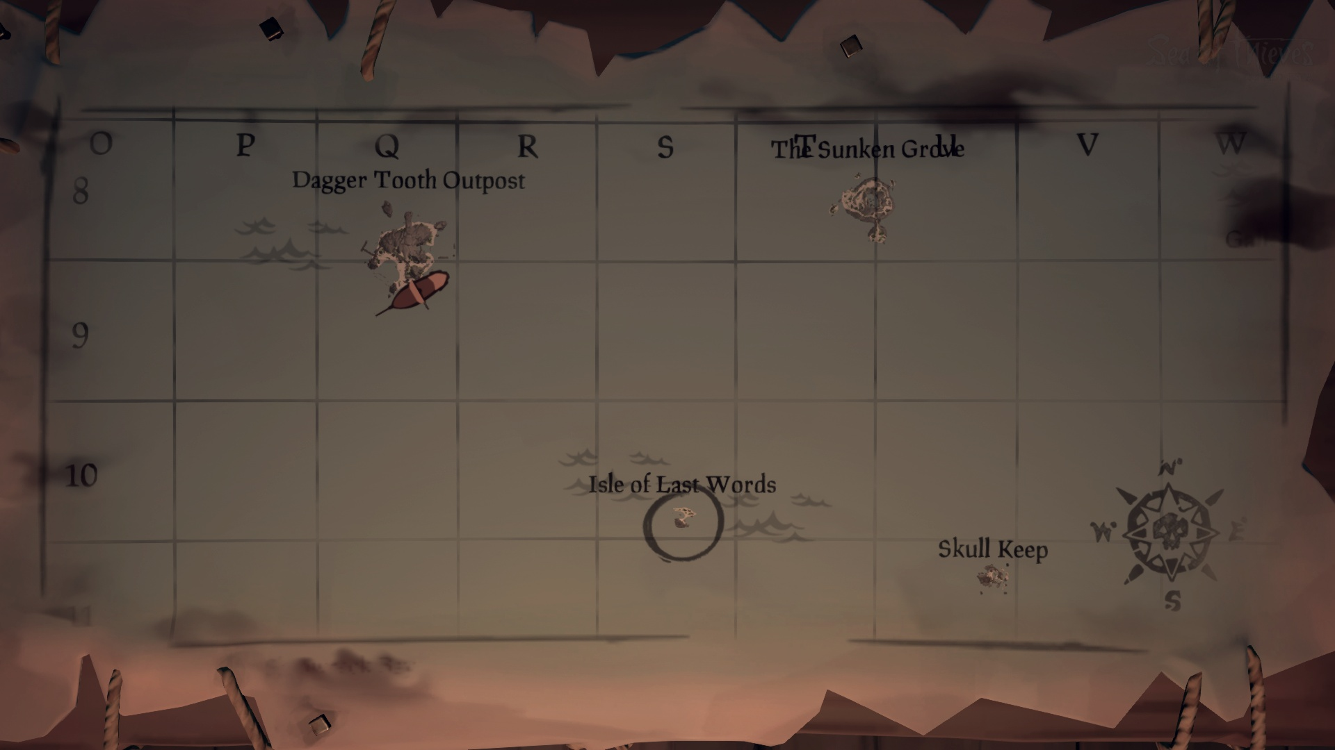 sea of thieves how to find the kraken