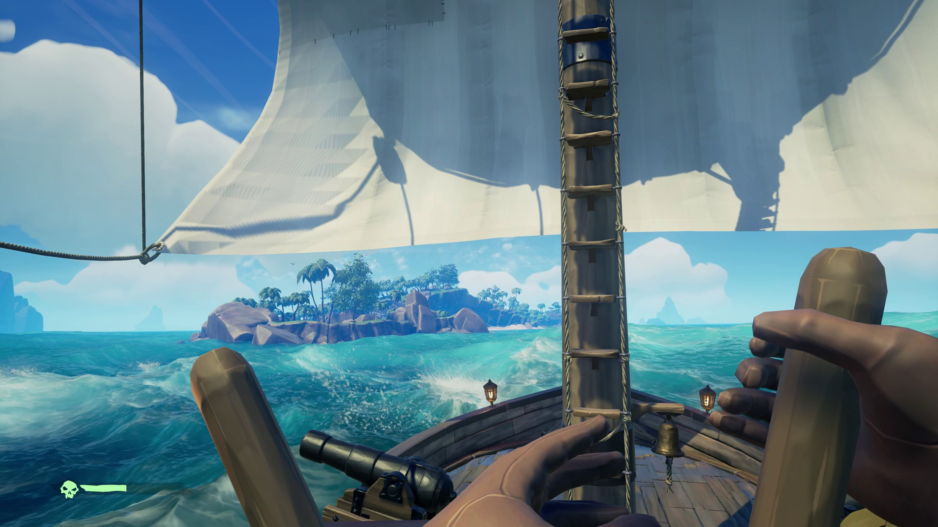 Sea of Thieves Review   USgamer