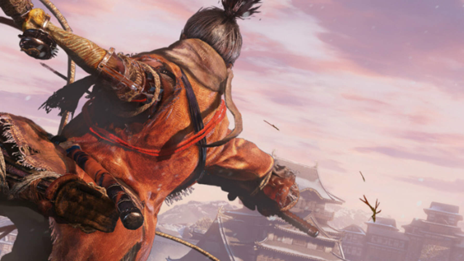 Sekiro: Shadows Die Twice Trades In Bonfires for Grappling Hooks and Traversal is Better For It