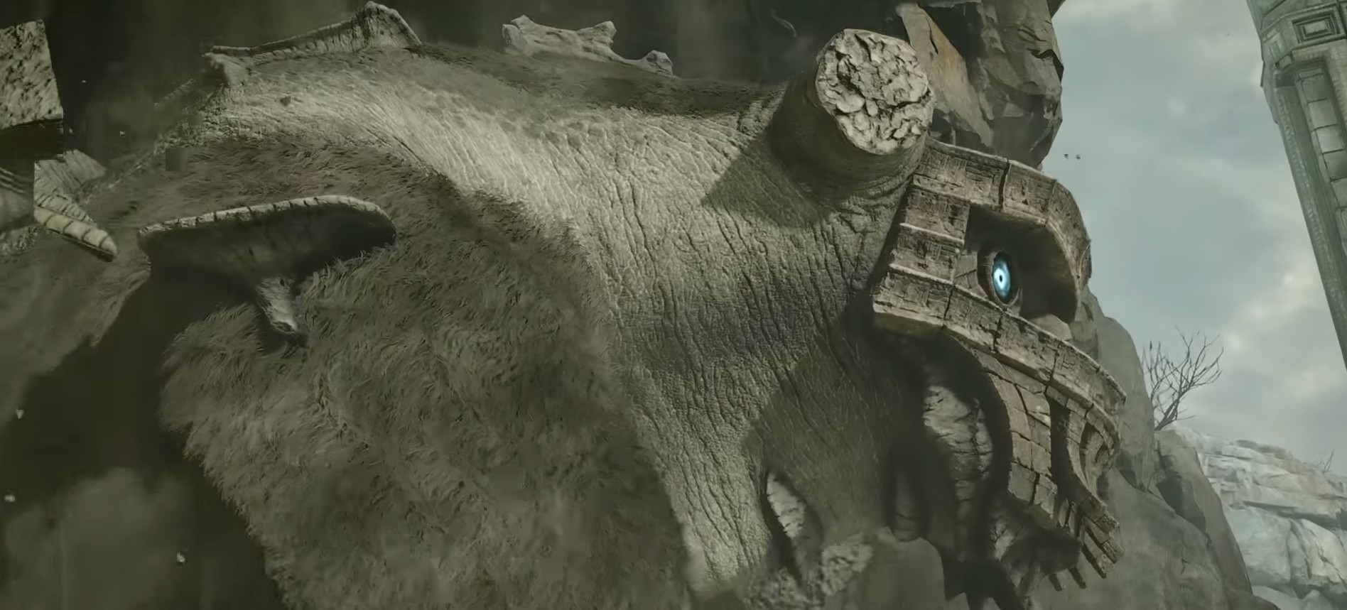 There Are Multiple Stages To Killing Colossus 2 First Off You Need Temporarily Down Him In Order Climb Up Onto His Body As Lifts Legs