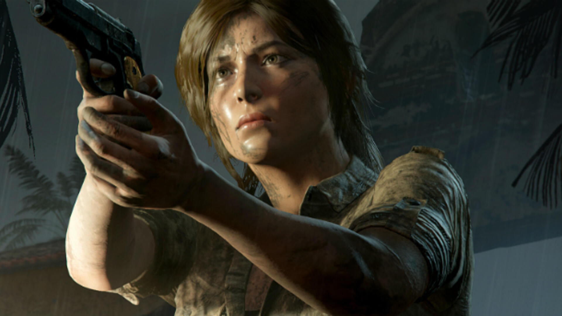 Shadow of the Tomb Raider Photo Mode Update Lets You Control How Buff Lara Is