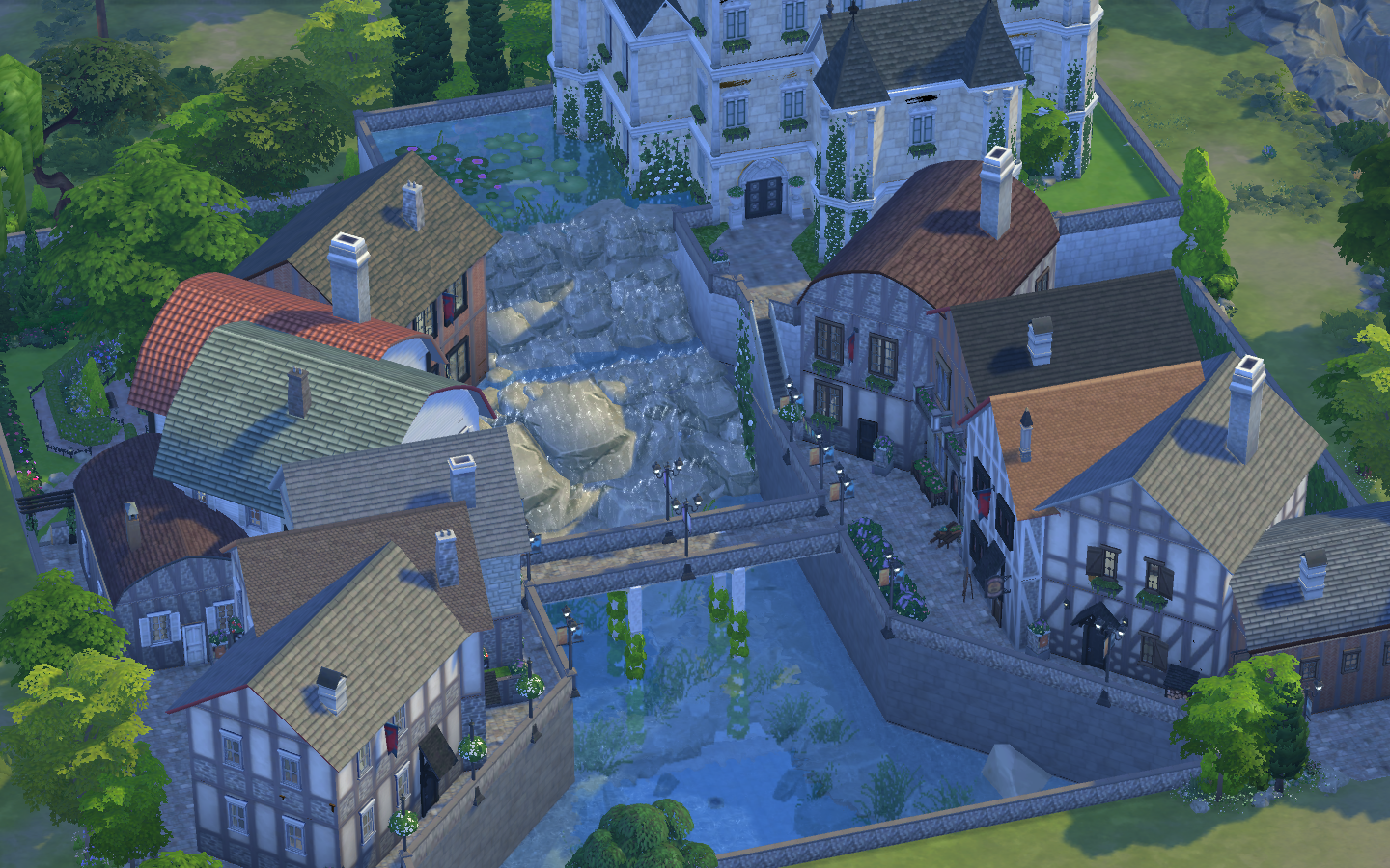 The sims4: 10 awesome fan-made houses to download | simsvip.