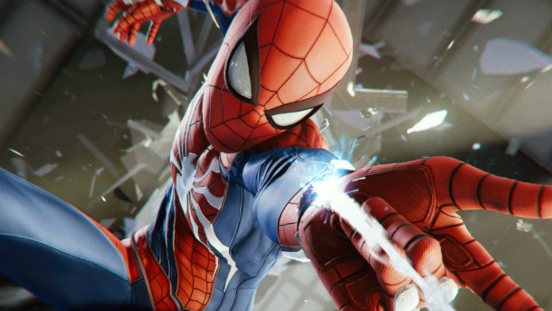 Spider-Man PS4 In-Depth Hands-On: Peter and MJ, Agile Combat, Skill Trees, and Web-Swinging Tested