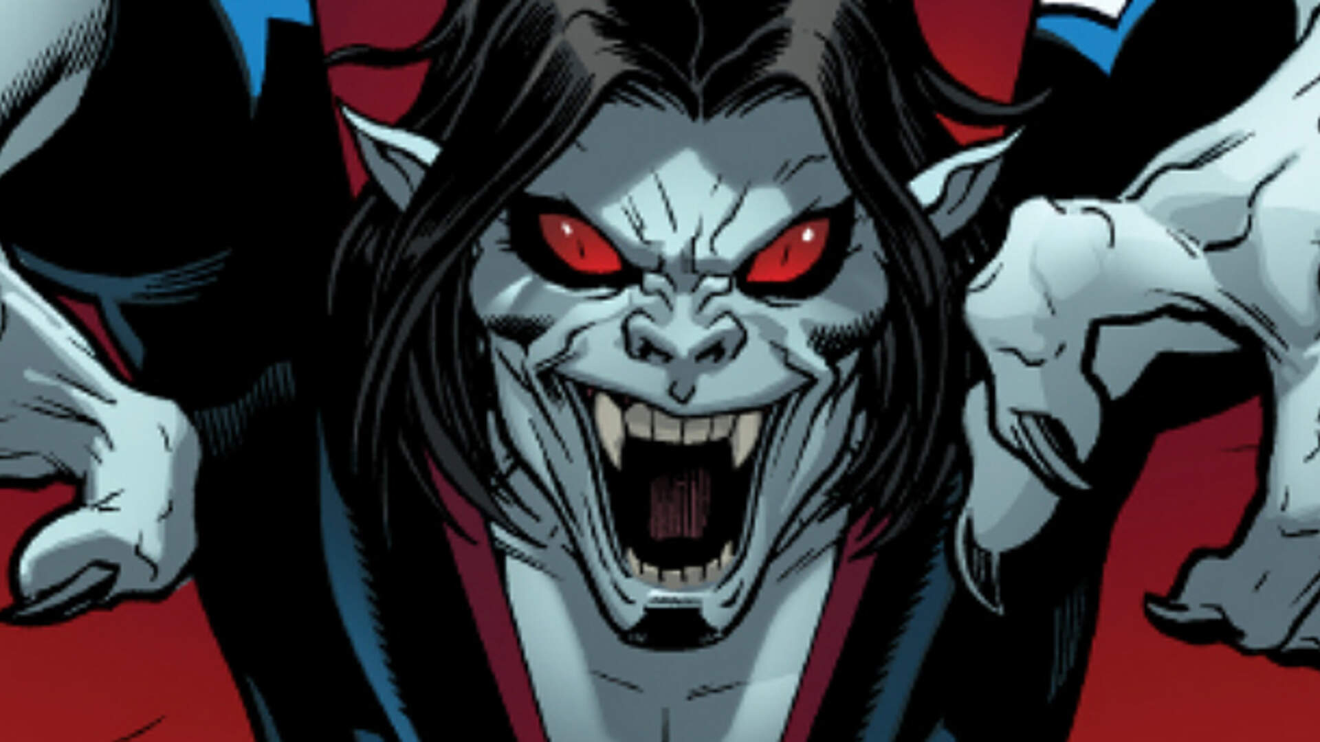Morbius Spider Man >> Spider Man Ps4 Fans Are Convinced They Ve Uncovered Vampire