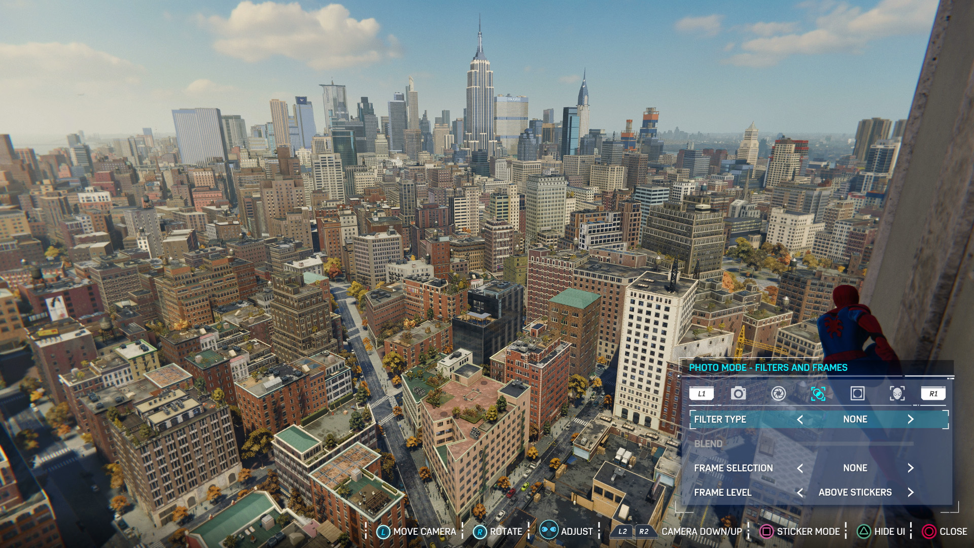 Spider Man Ps4 S Photo Mode Lets You Create Comic Covers