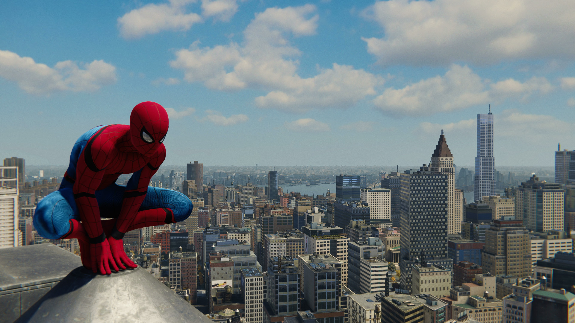 Spider-Man PS4's Photo Mode Lets You Create Comic Covers and