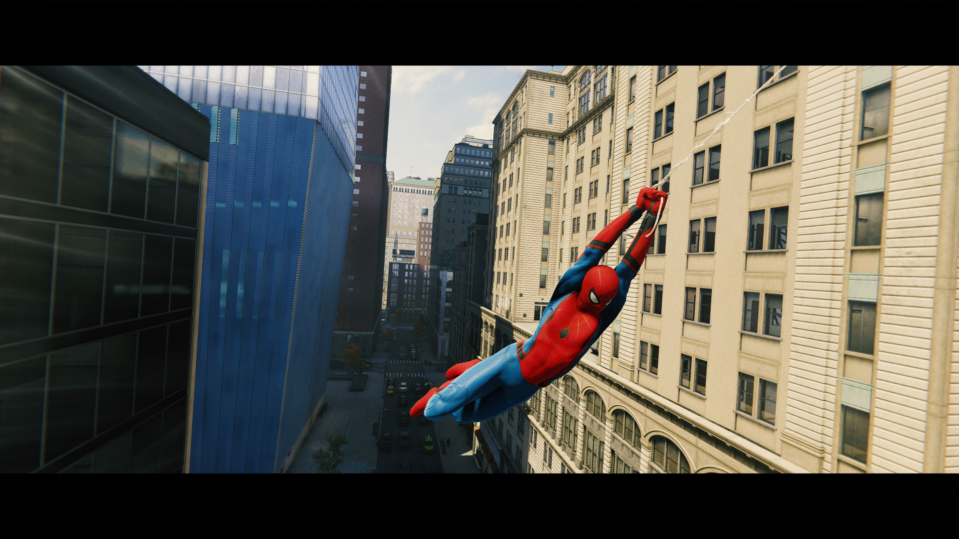 Spider-Man PS4's Photo Mode Lets You Create Comic Covers and Film