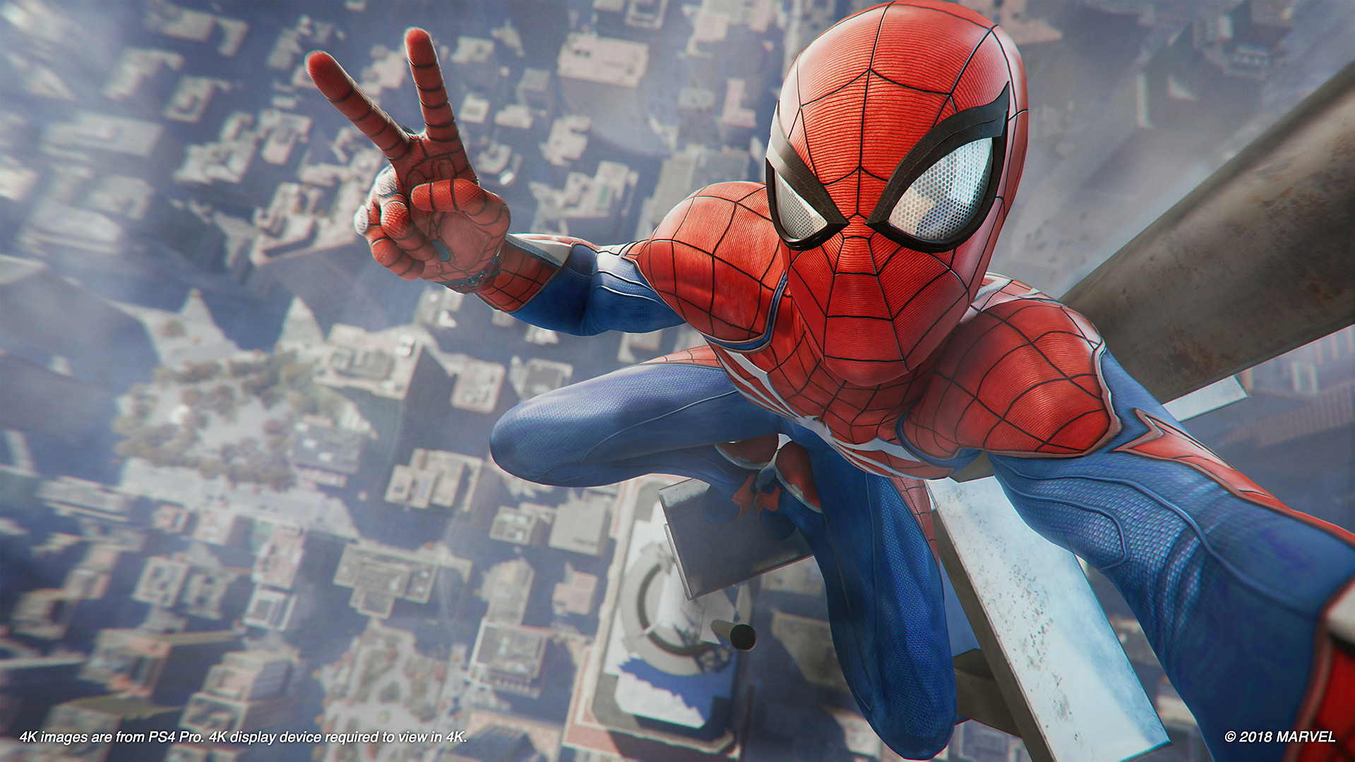 Spider-Man PS4 – Review En Español